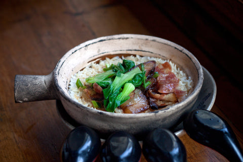 Chinese clay pot cooking