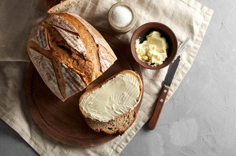 What do you need to make bread at home?