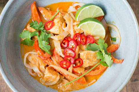 Panang Noodle Curry
