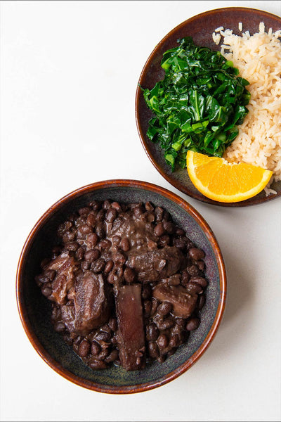 Feijoada Recipe - Brazilian Black Bean & Meat Stew
