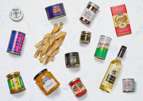 Food subscription boxes