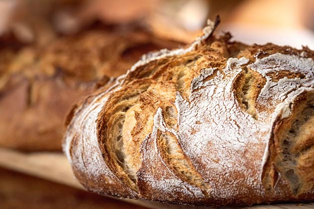 Common problems with bread dough