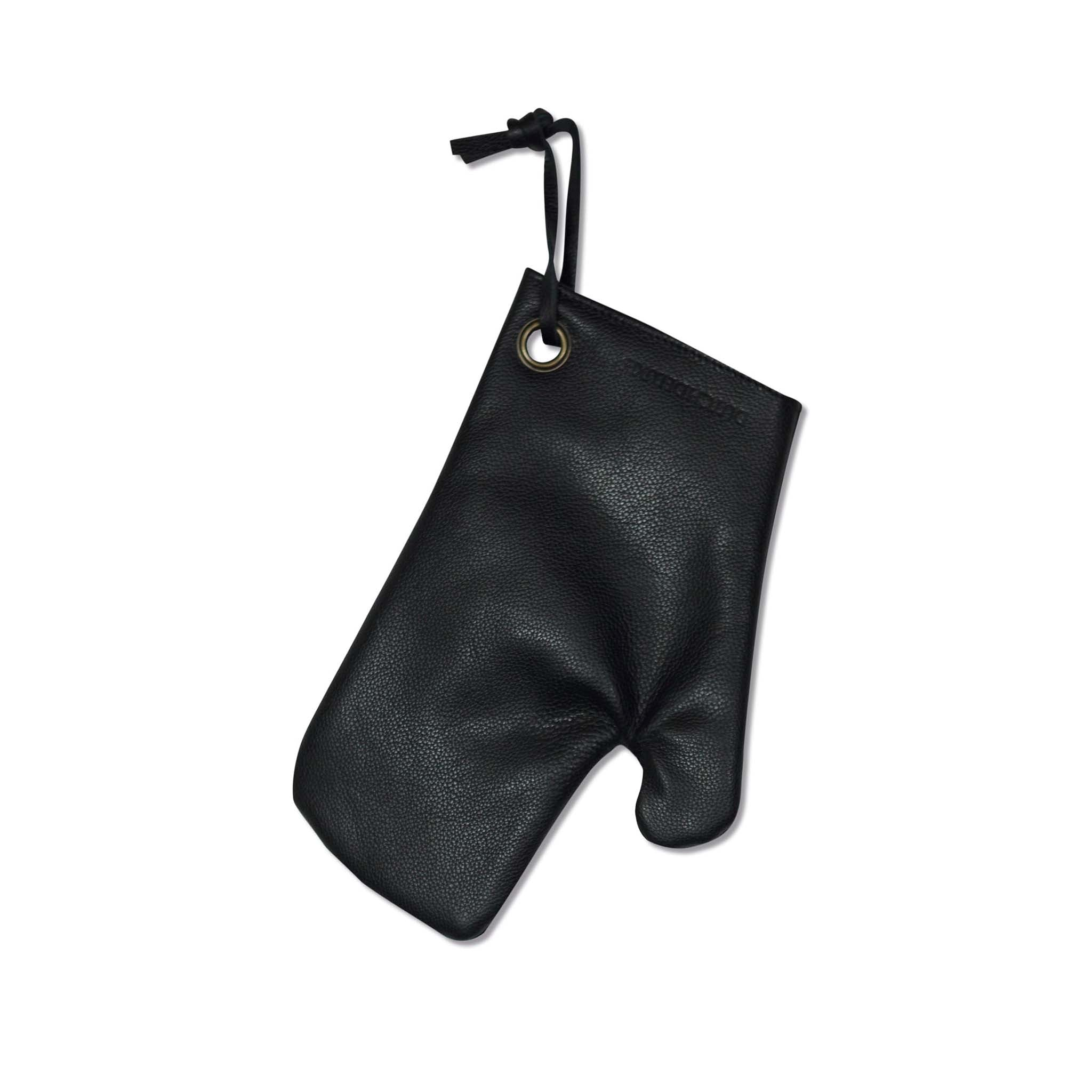Dutchdeluxes Classic Oven Glove in Classic Black Cookware Kitchen Clothing