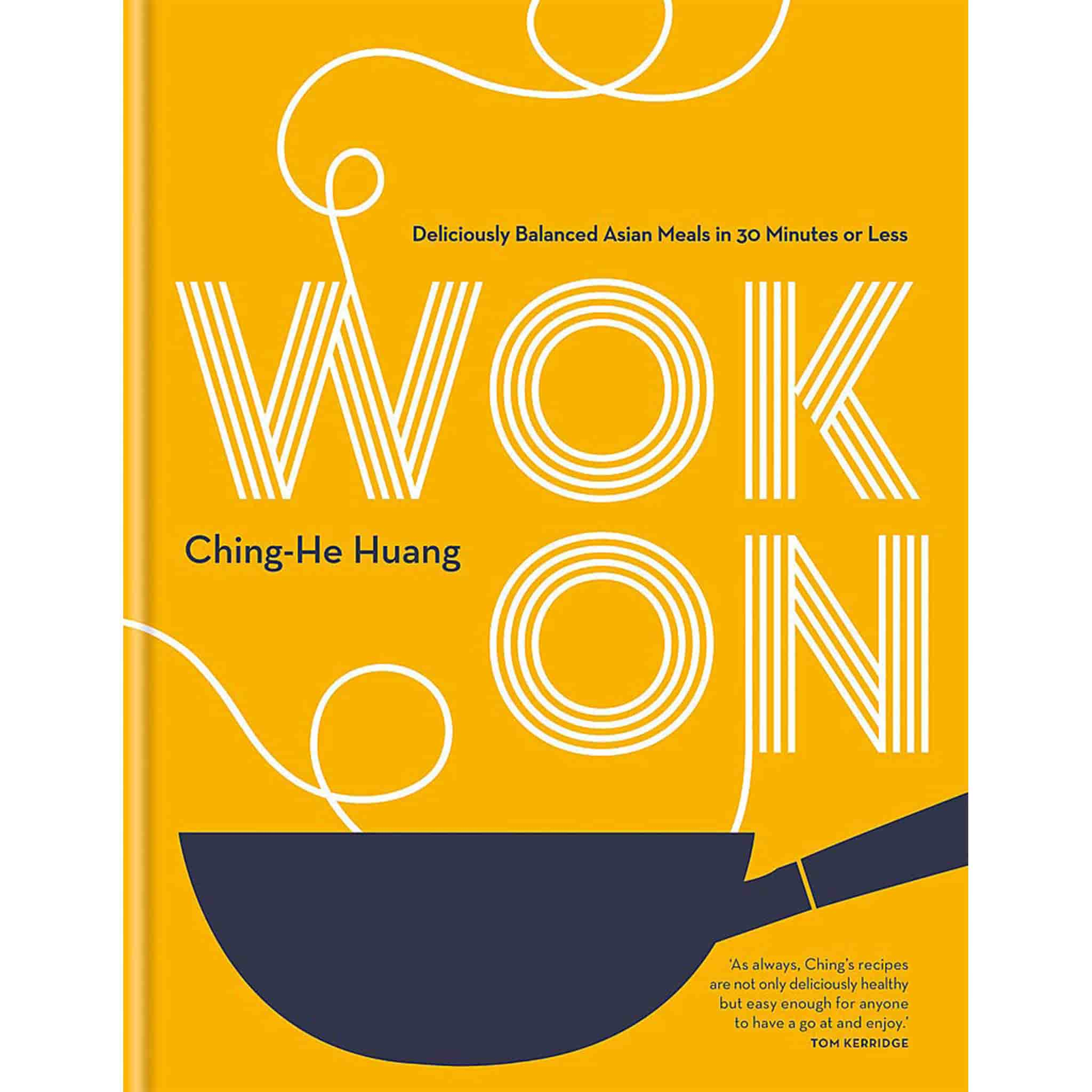 Wok On by Ching-He Huang