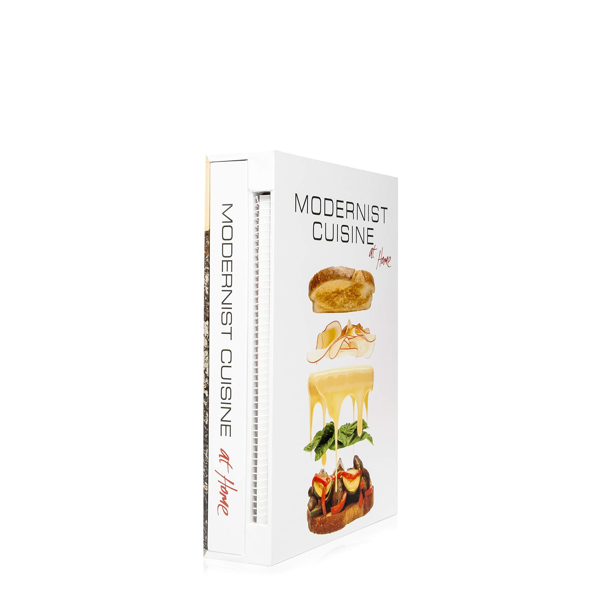 Modernist Cuisine At Home by Nathan Myhrvold & Maxime Bilet