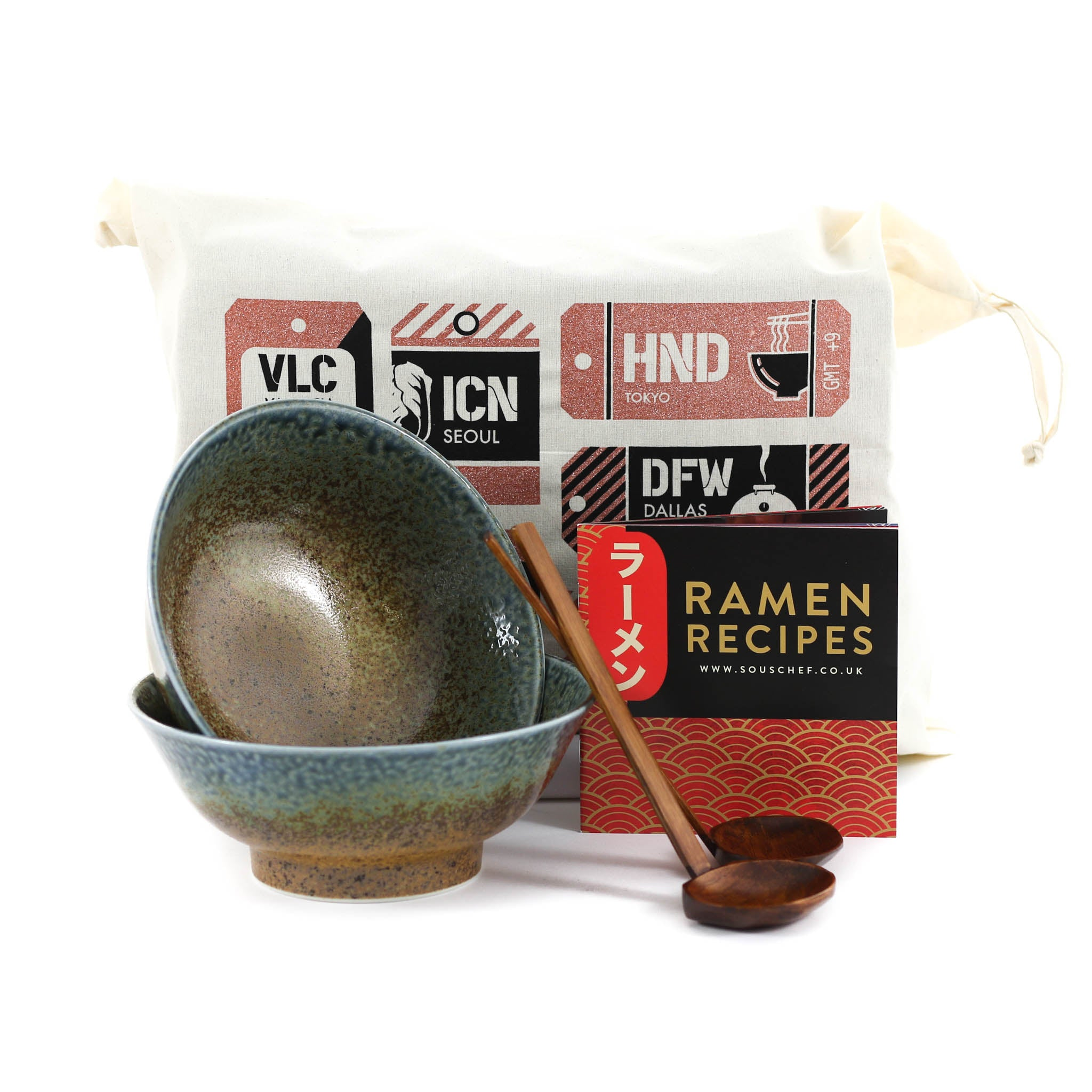 Chouseki Ramen Bowl Set