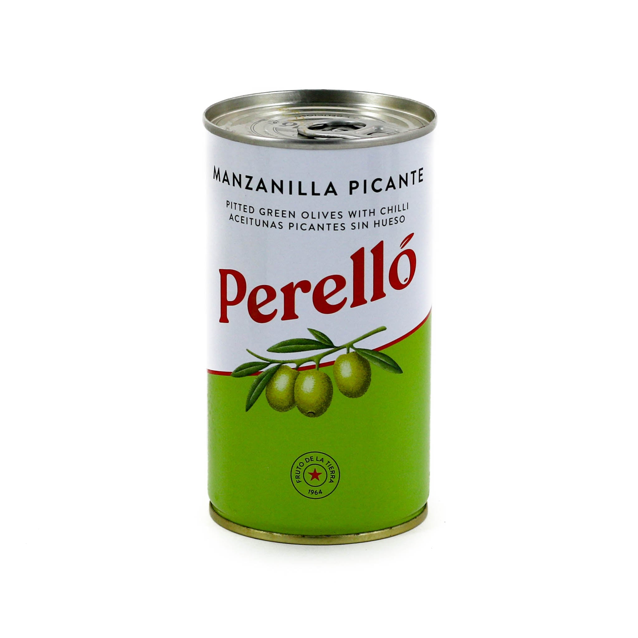 Perello Manzanilla Pitted Olives