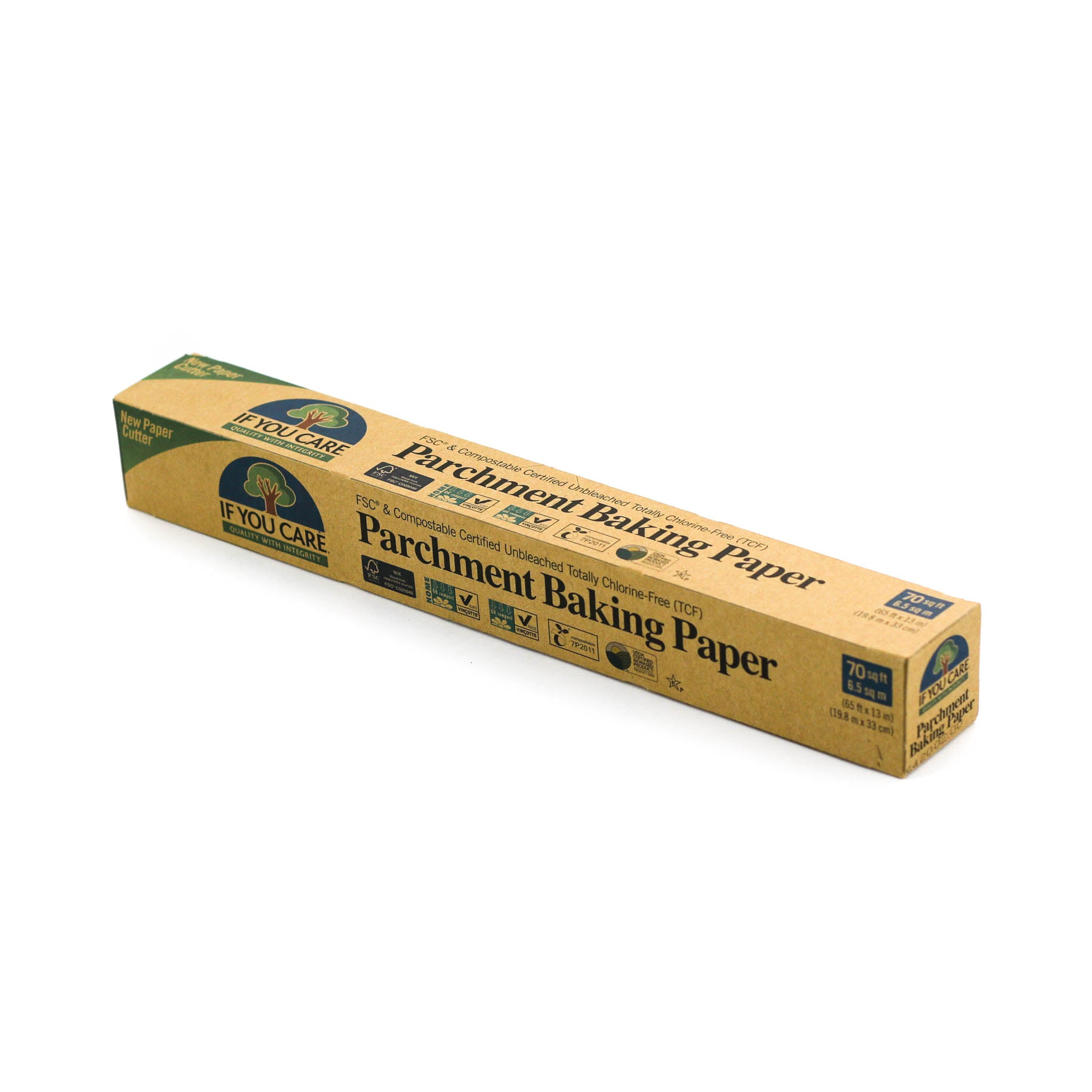 If You Care Parchment Baking Paper Roll 33cm x 19.8m