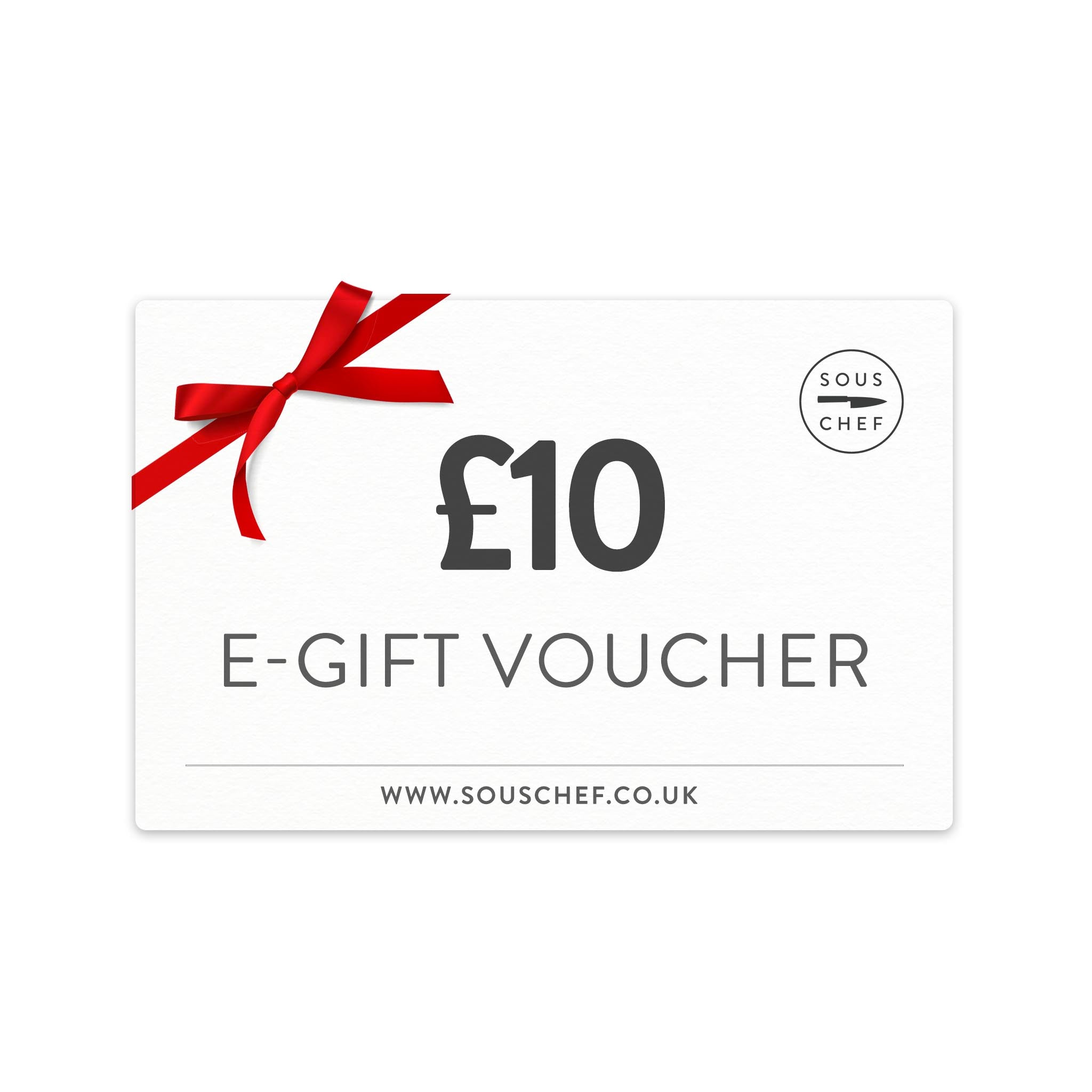 Sous Chef Gift Voucher