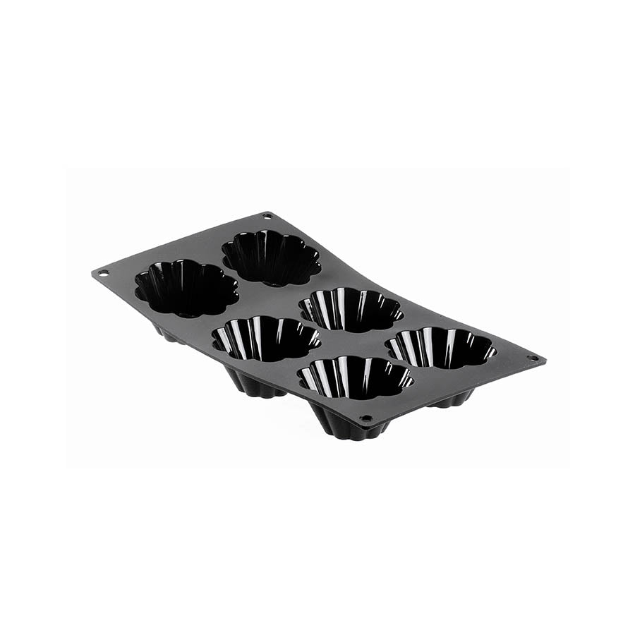 De Buyer Silicone Brioche Mould Cookware Bakeware & Roasting French Food