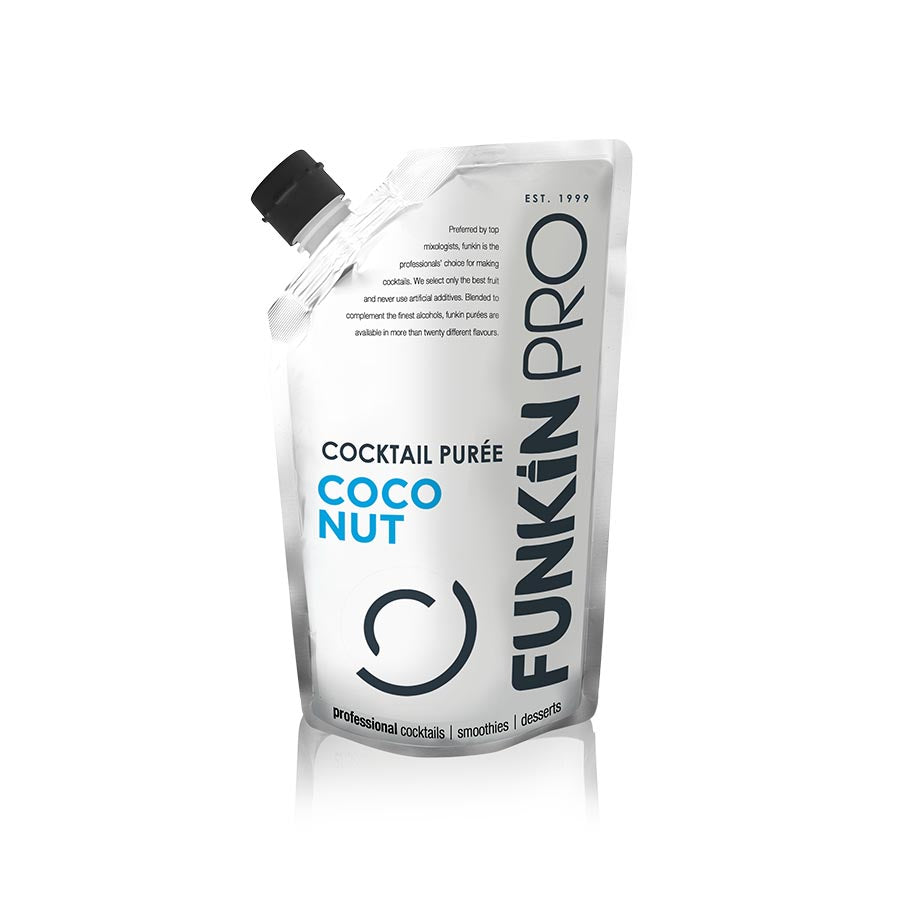 Funkin Coconut Puree Ingredients Drinks Syrups & Concentrates