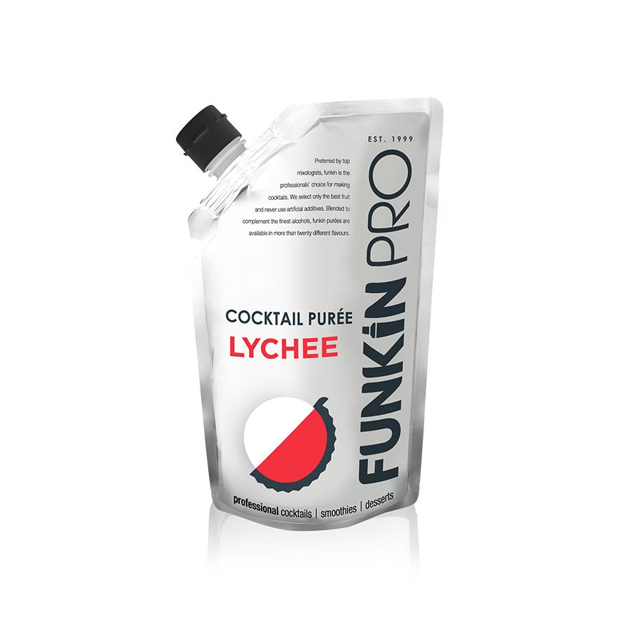 Funkin Lychee Puree 1kg Ingredients Drinks Syrups & Concentrates