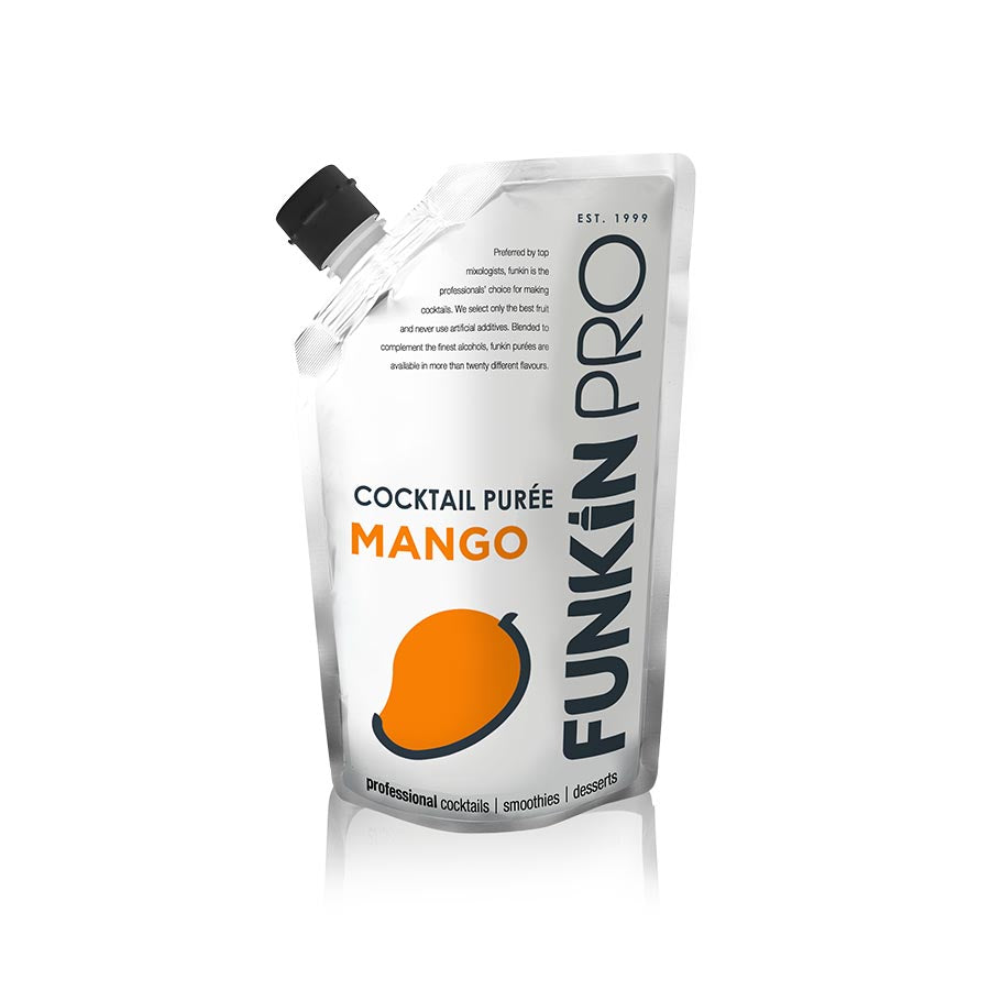 Funkin Mango Puree 1kg Ingredients Drinks Syrups & Concentrates