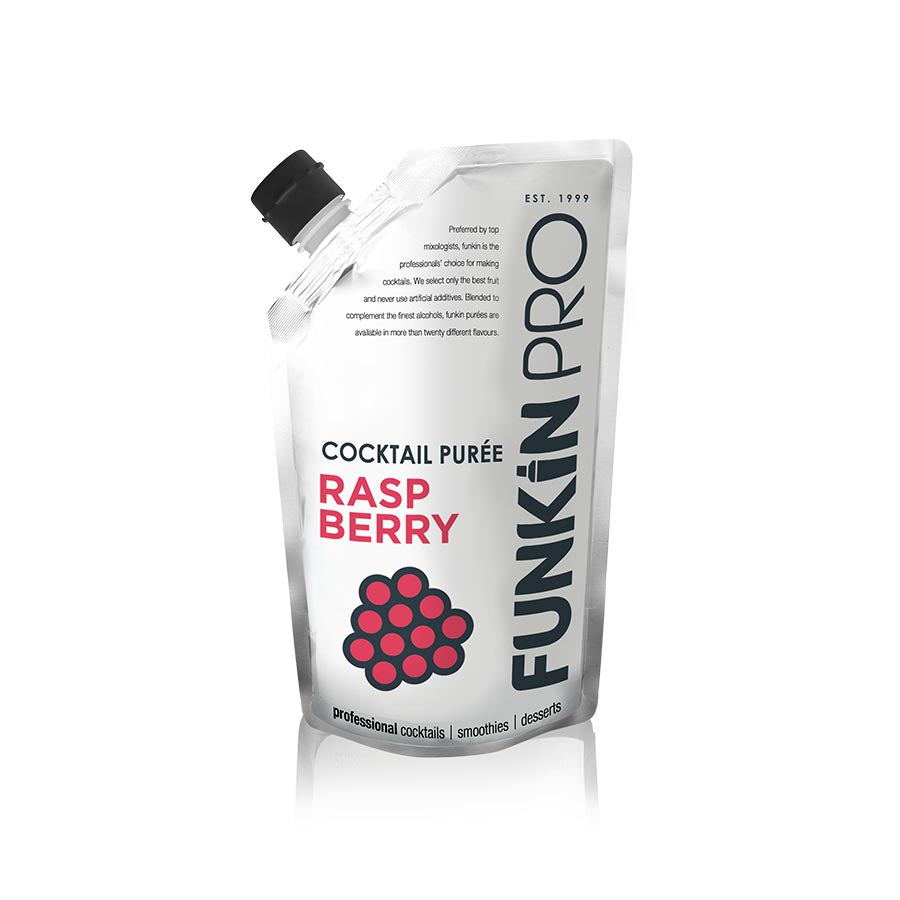 Funkin Raspberry Puree 1kg Ingredients Drinks Syrups & Concentrates