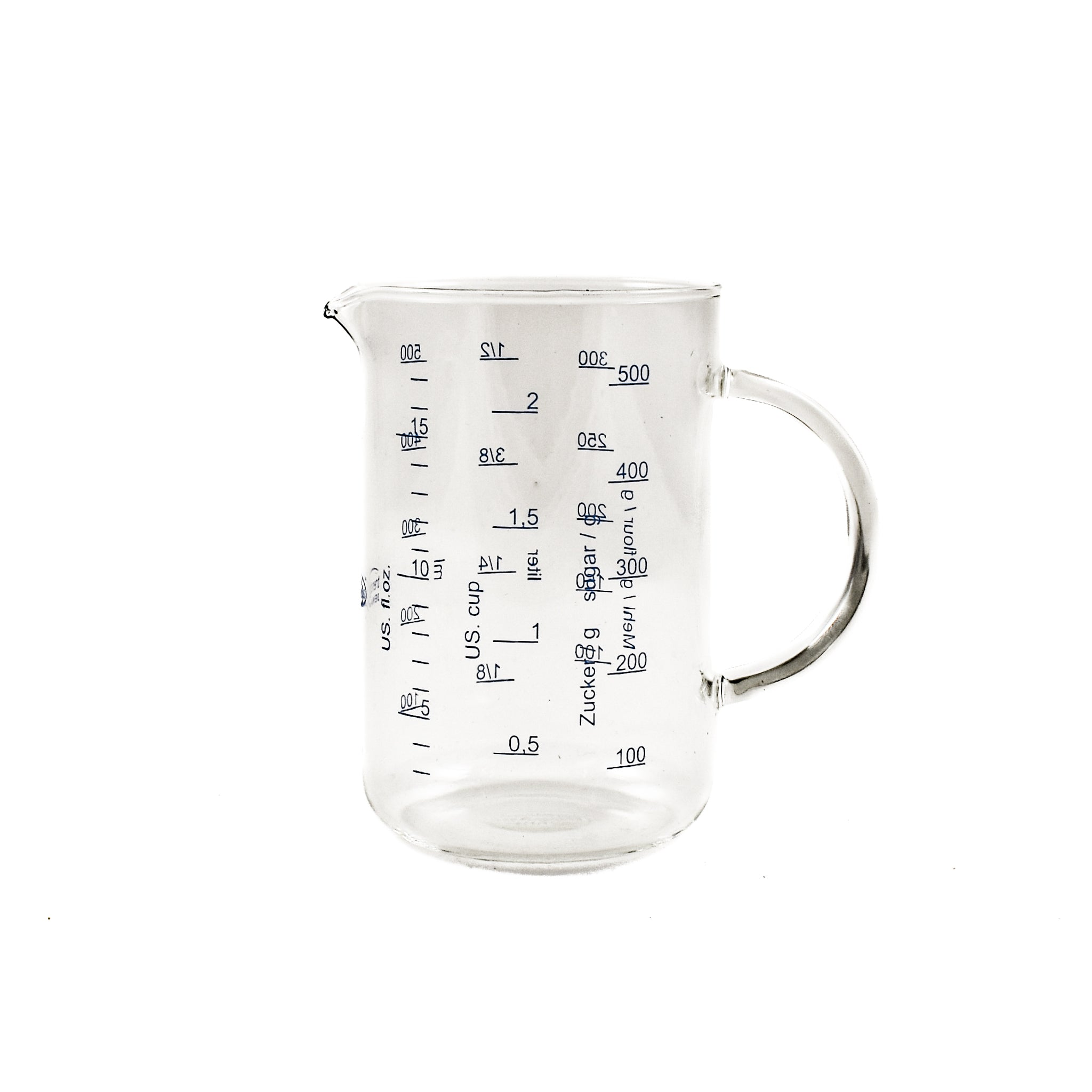 500ml Glass Measuring Jug