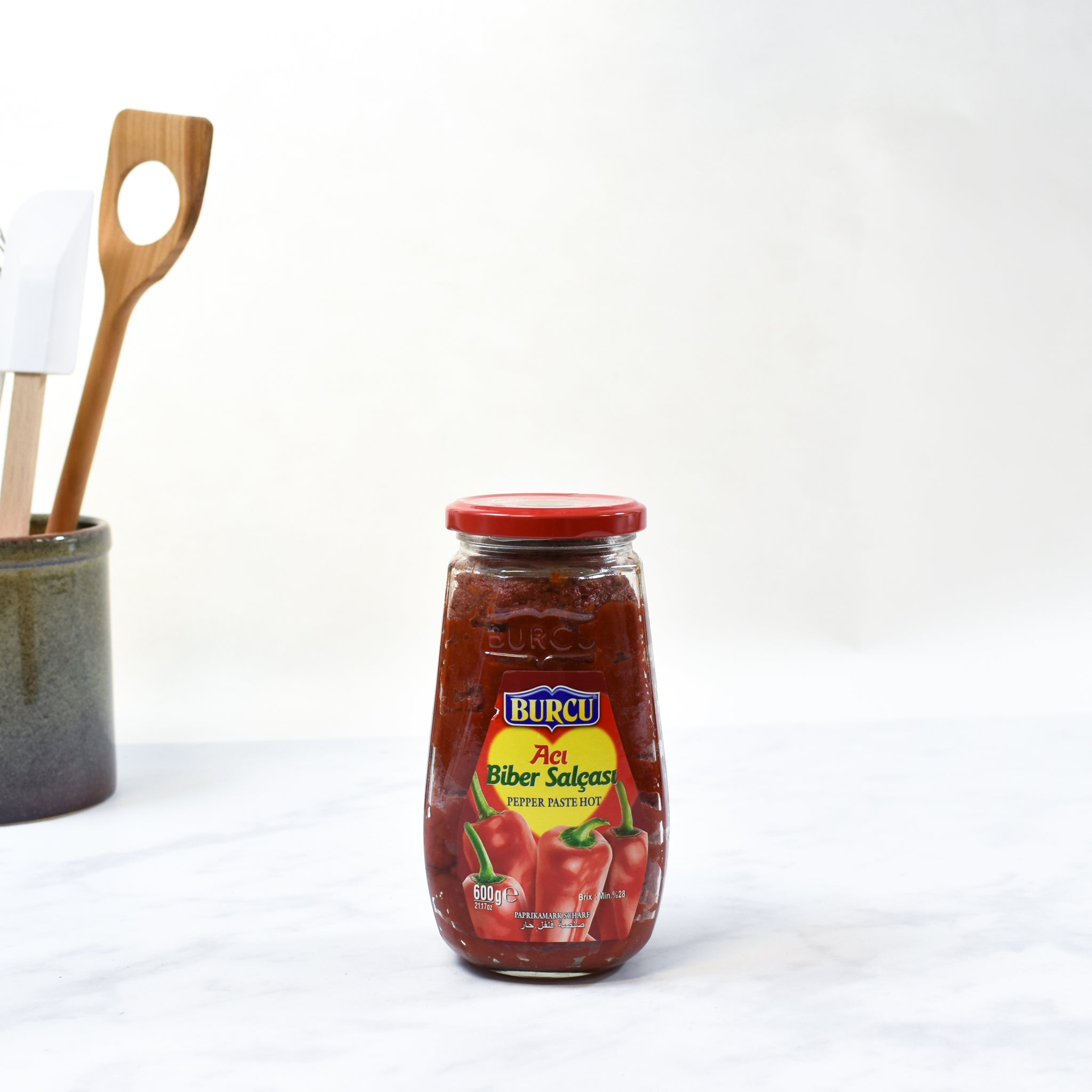 Turkish Hot Pepper Paste (Biber Salcasi)