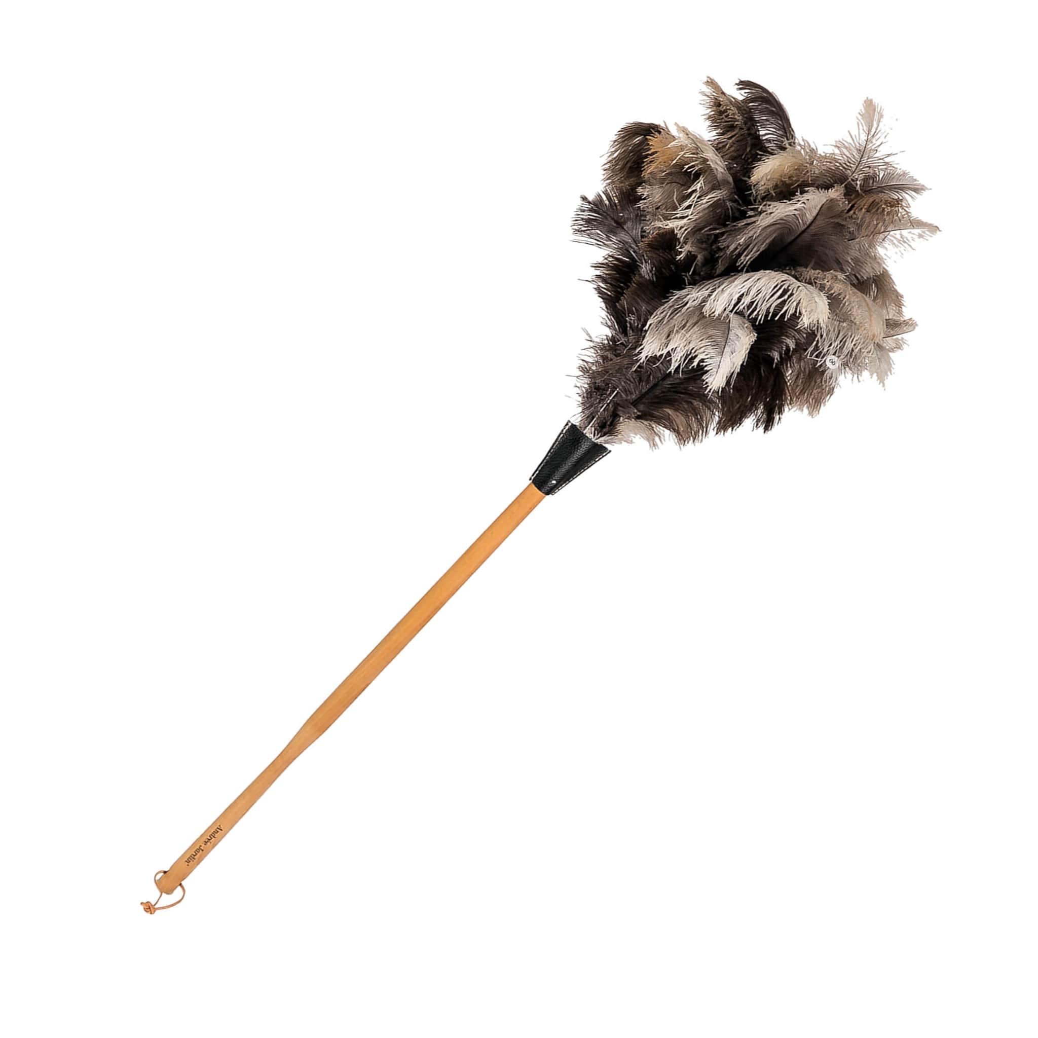 Andree Jardin Long-Handled Ostrich Feather Duster