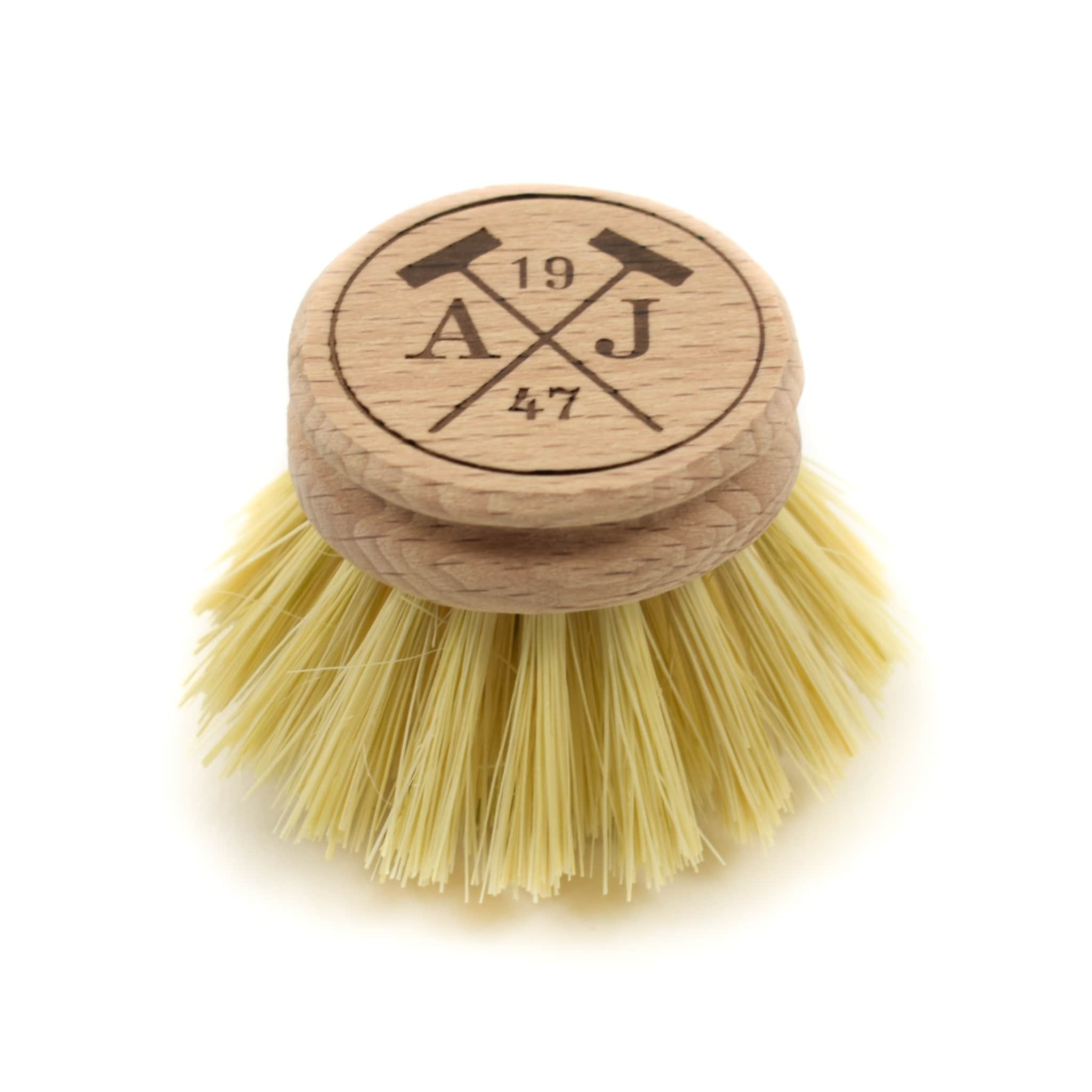 Andree Jardin Traditional Wooden Washing Up Brush Replacement Head