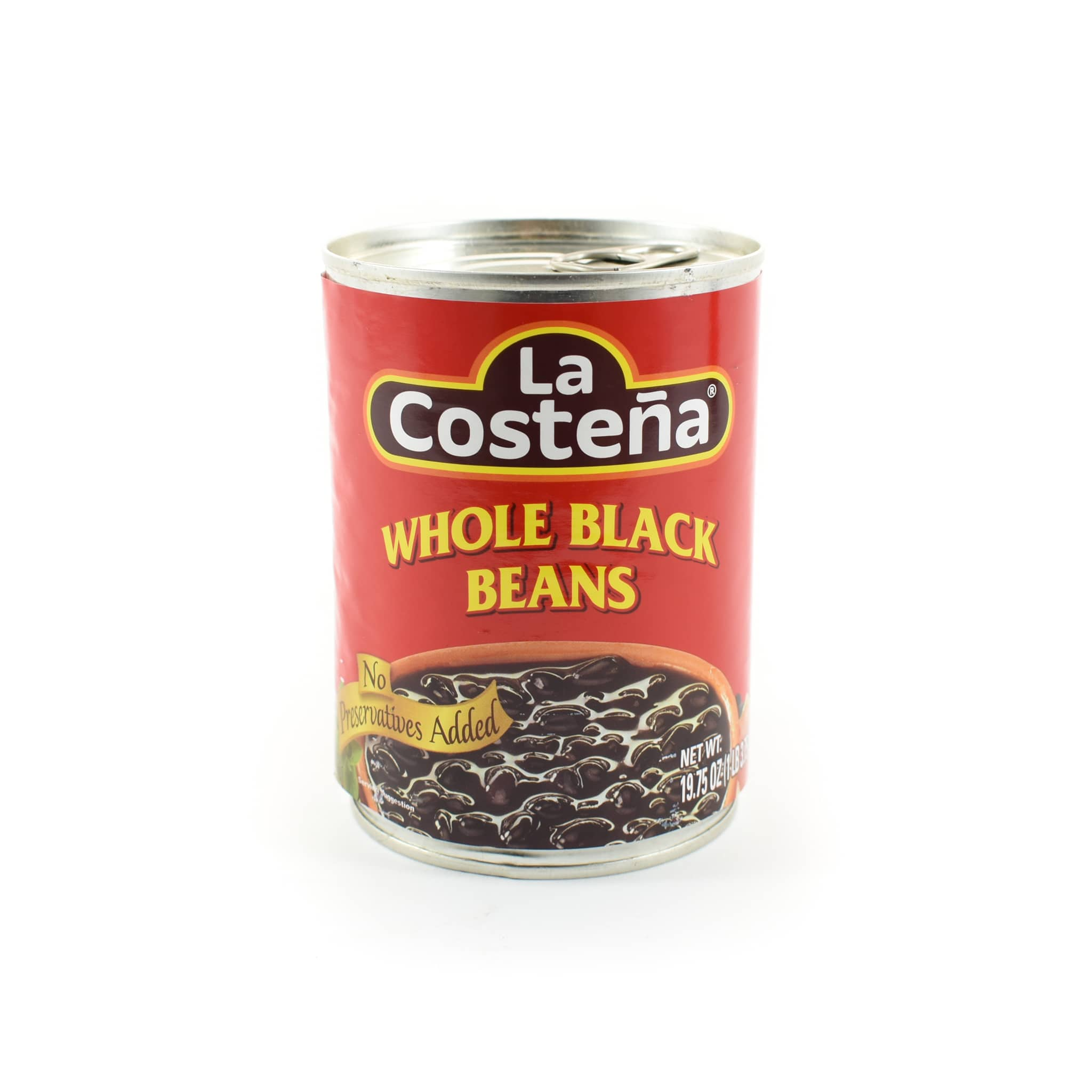 La Costena Whole Black Beans 540g