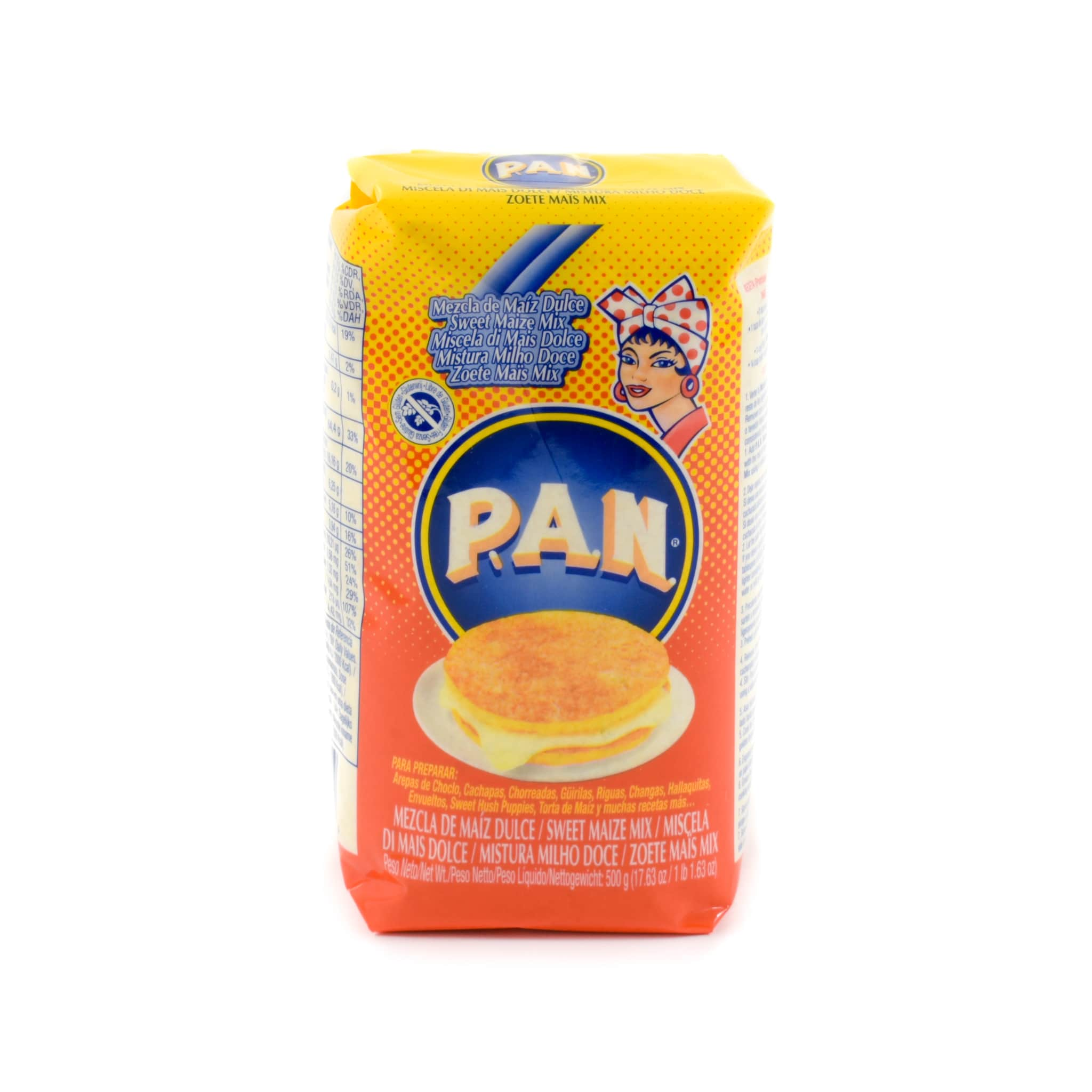 PAN Harina Pan Red 500g Mexican Food and Cooking