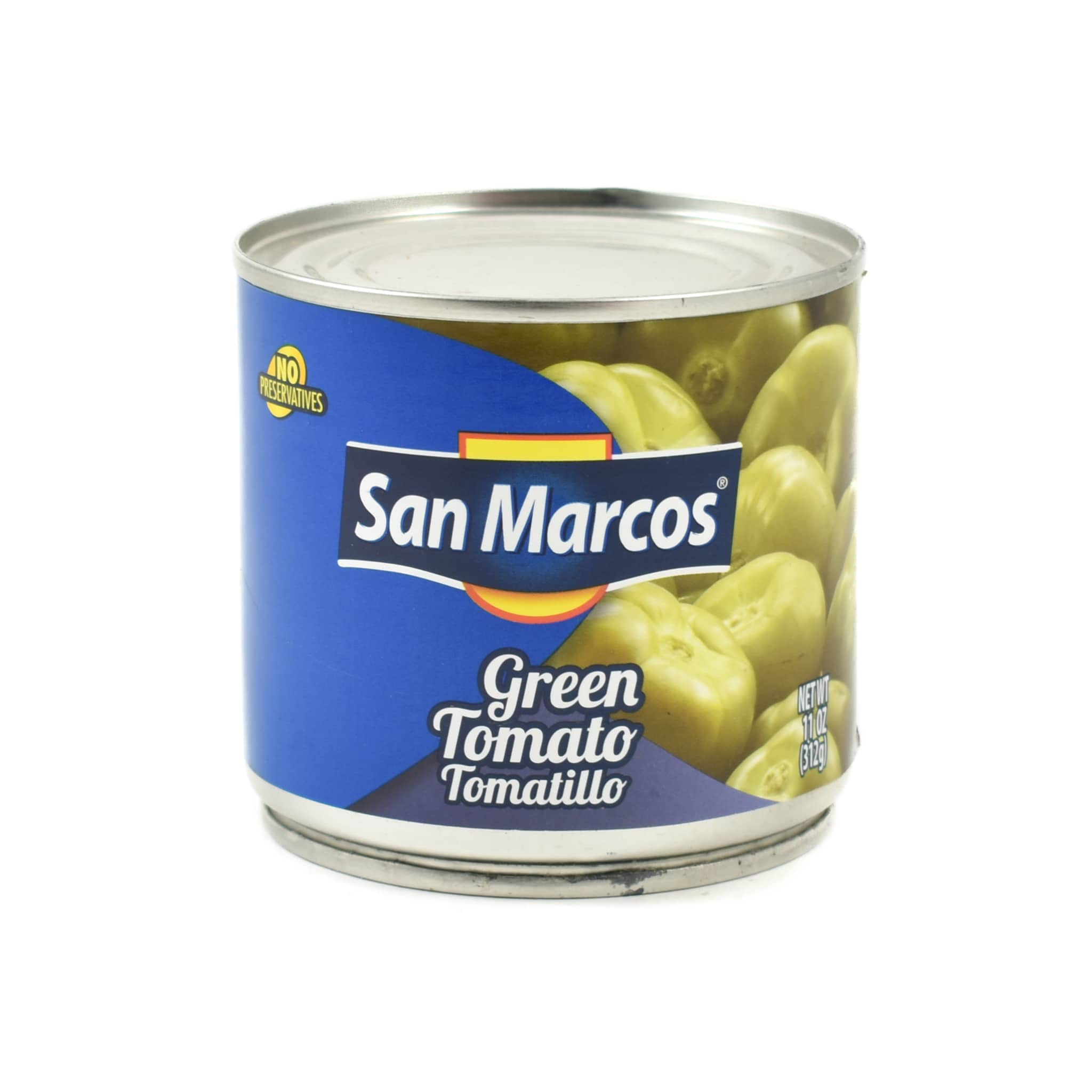 San Marcos Whole Tomatillos 312g Mexican Food and Cooking