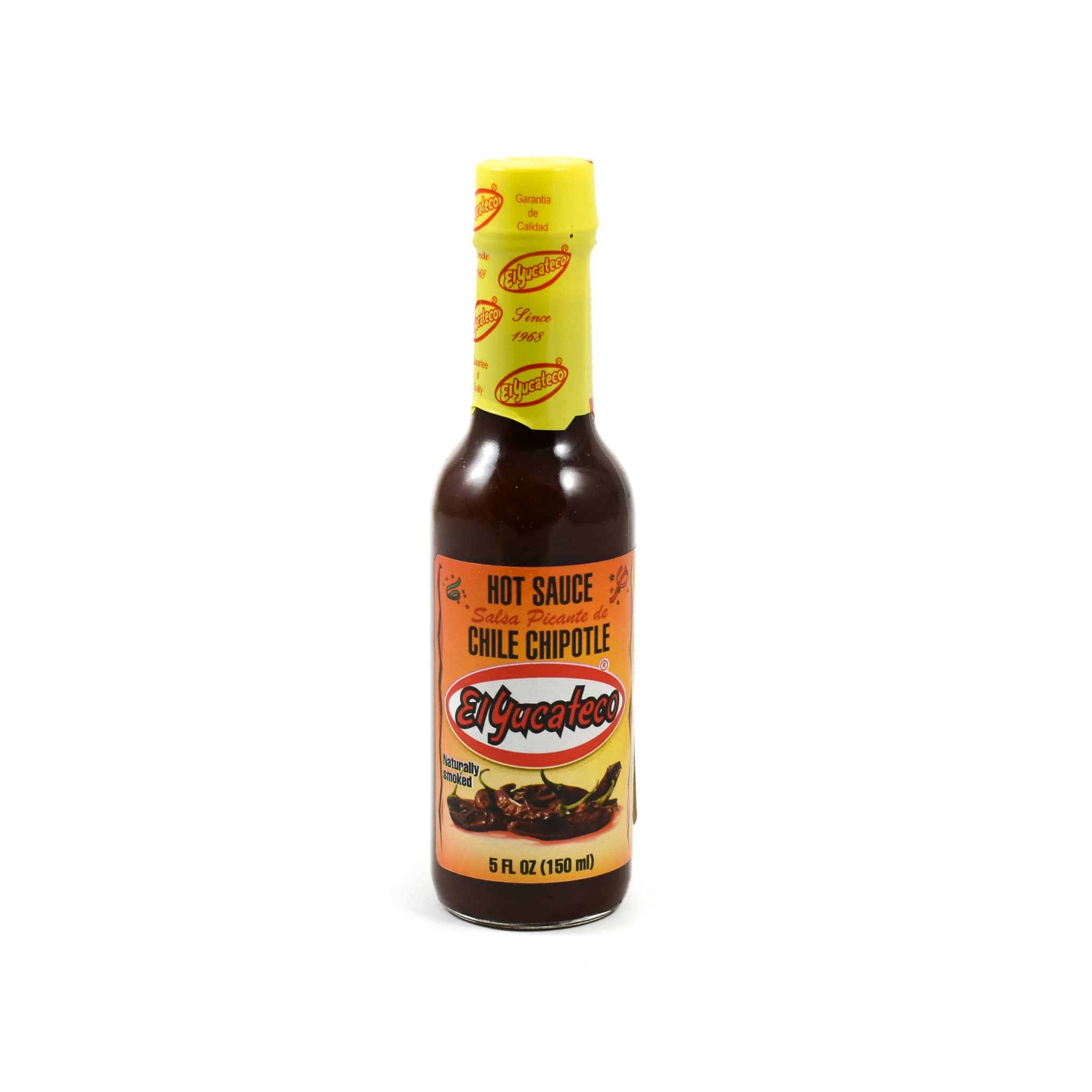 El Yucateco Chipotle Sauce 150ml Mexican Food and Cooking