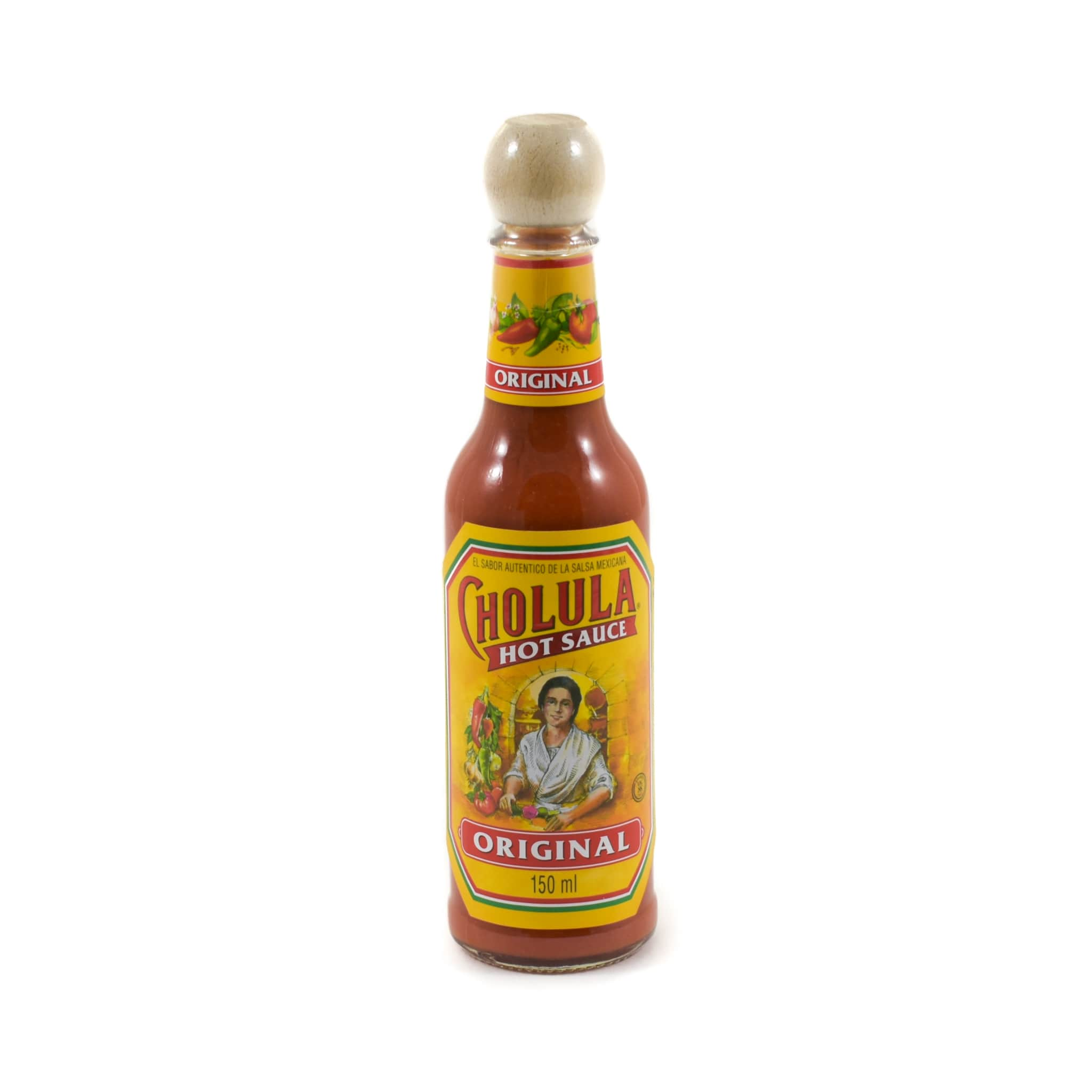 Cholula Original Hot Sauce 150ml Mexican Food and Cooking