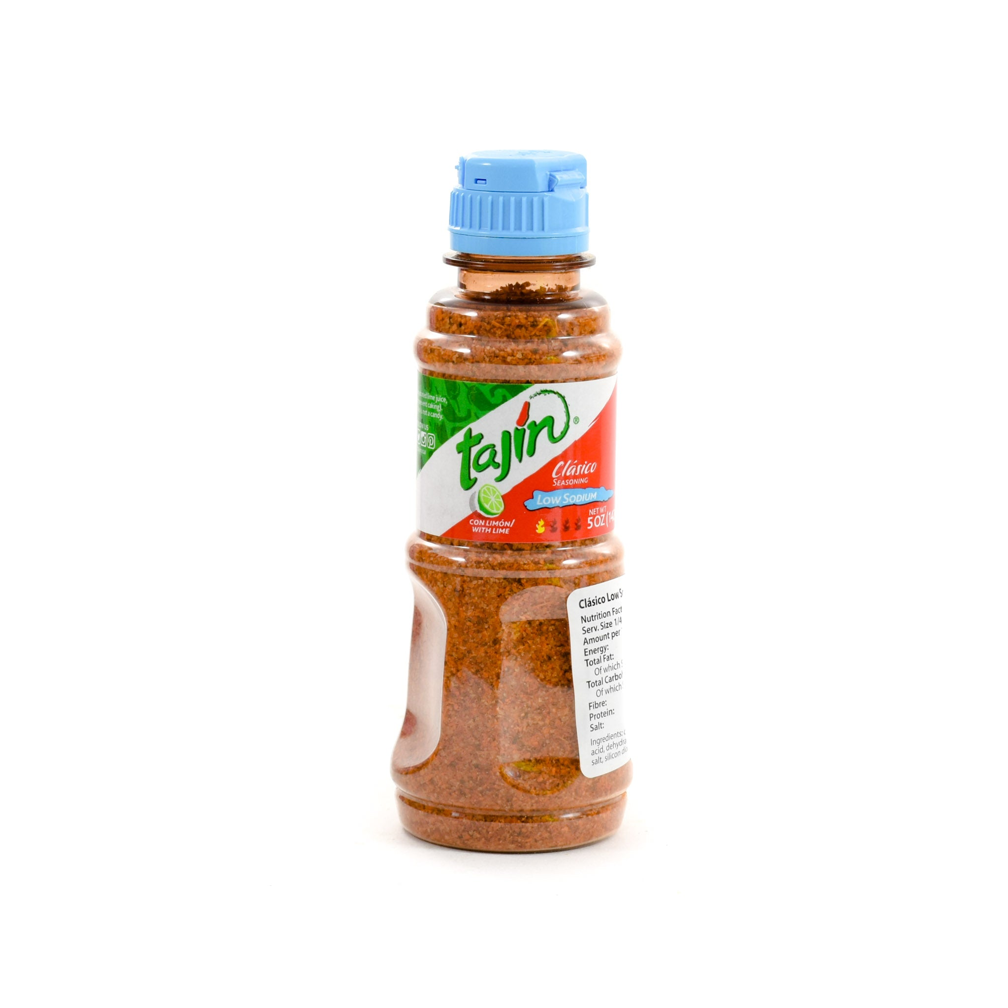 Tajin Low Sodium Chilli Lime Seasoning Mix 142g