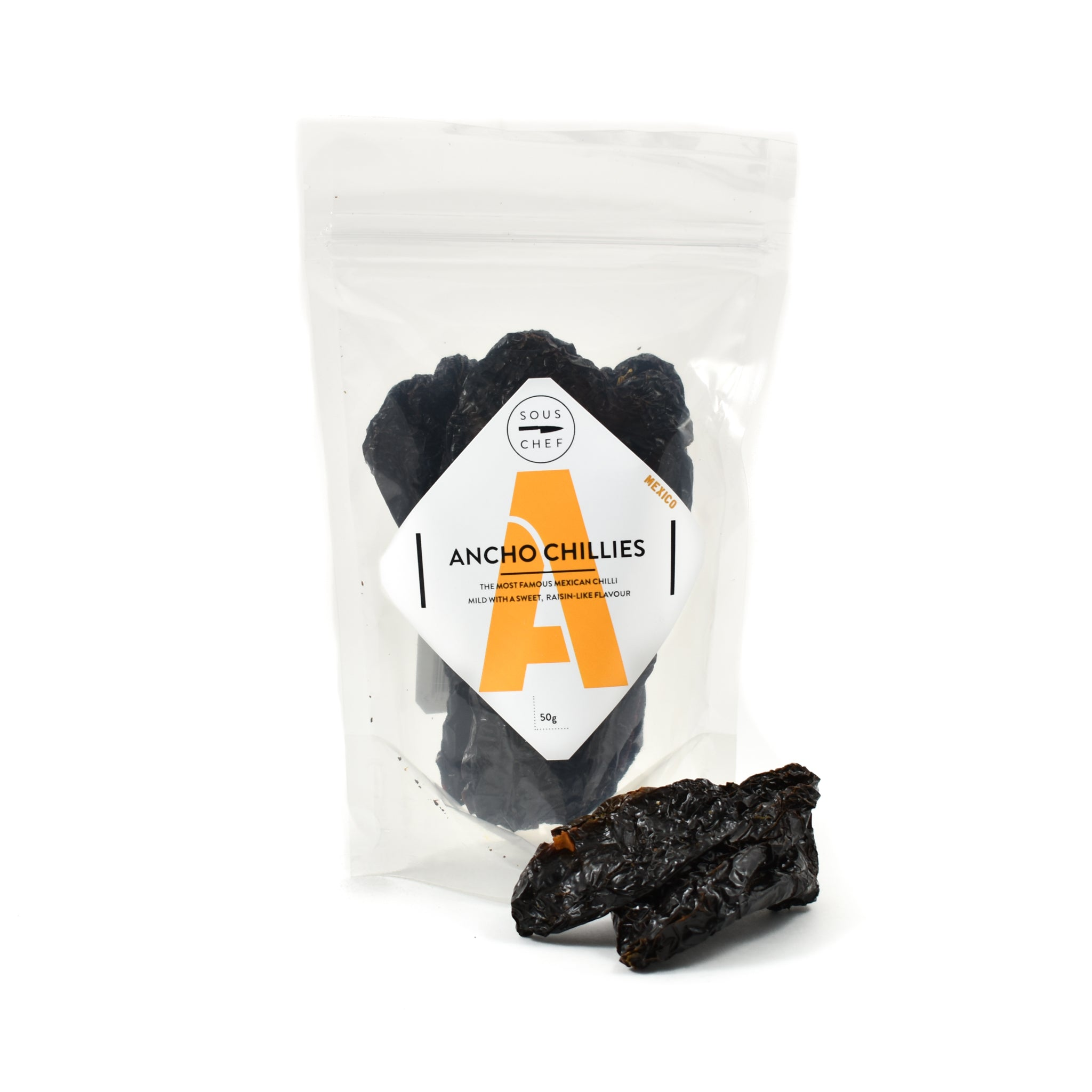 Mexican Ancho chillies dried chillies Mexican food and cooking