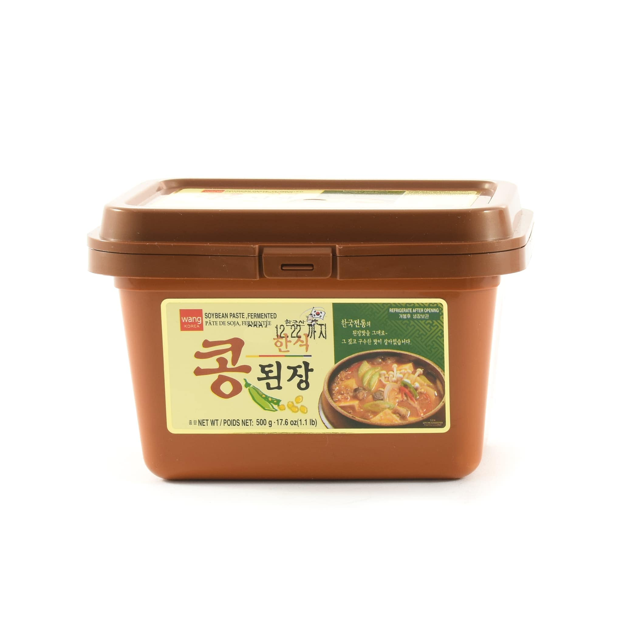 Doenjang Soybean Paste 500g