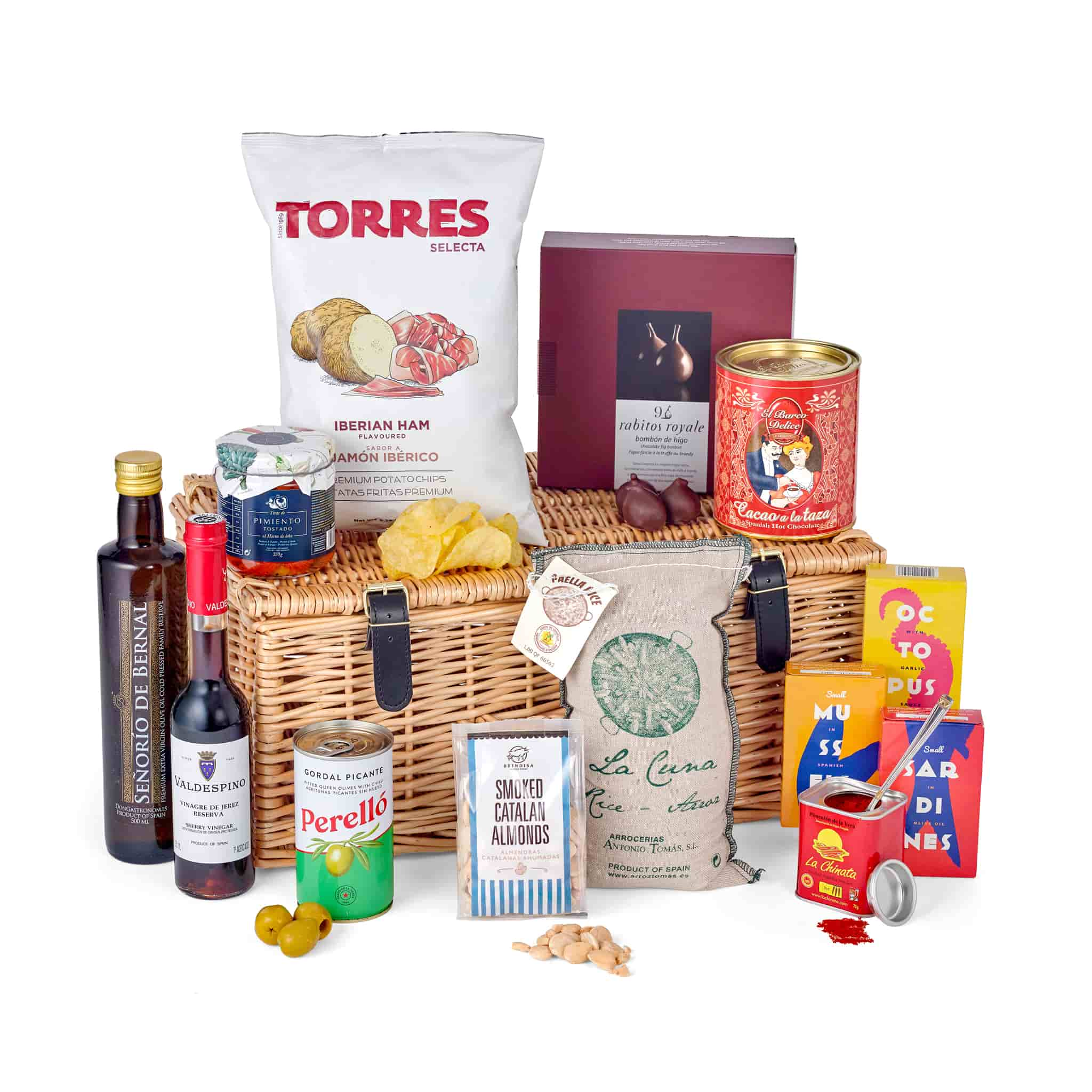 The Best of Spain Hamper
