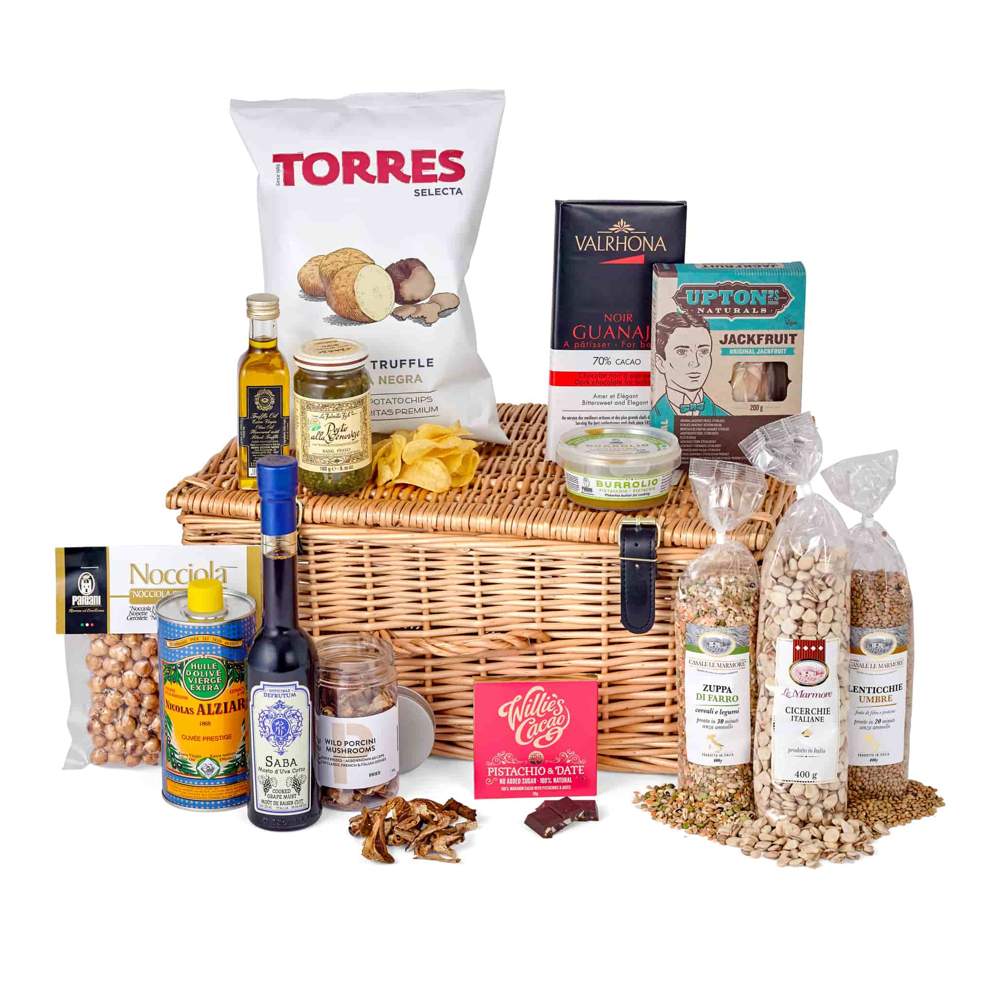 The 5 Best Hampers For Food Lovers Sous Chef Uk