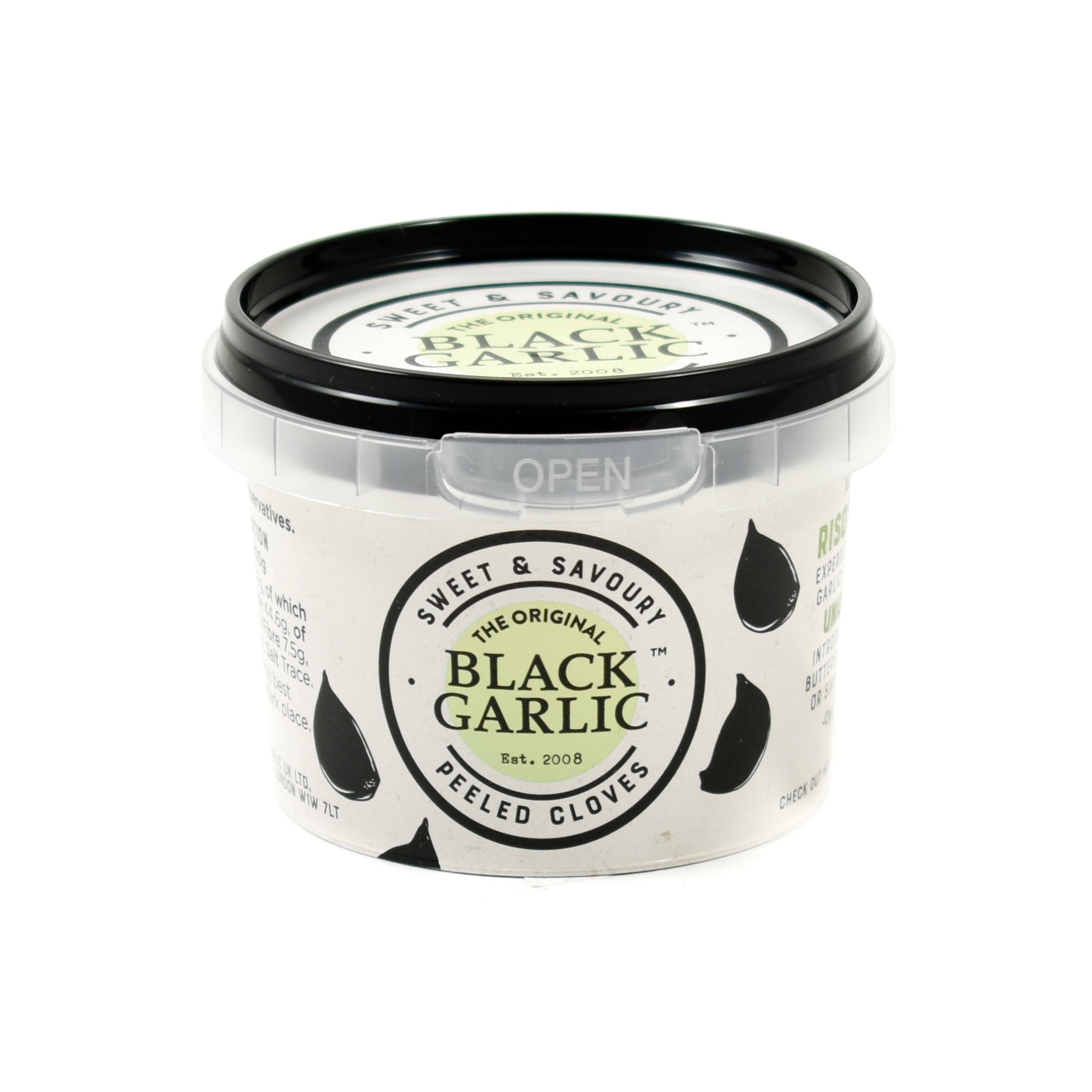 Black Garlic Cloves 50g