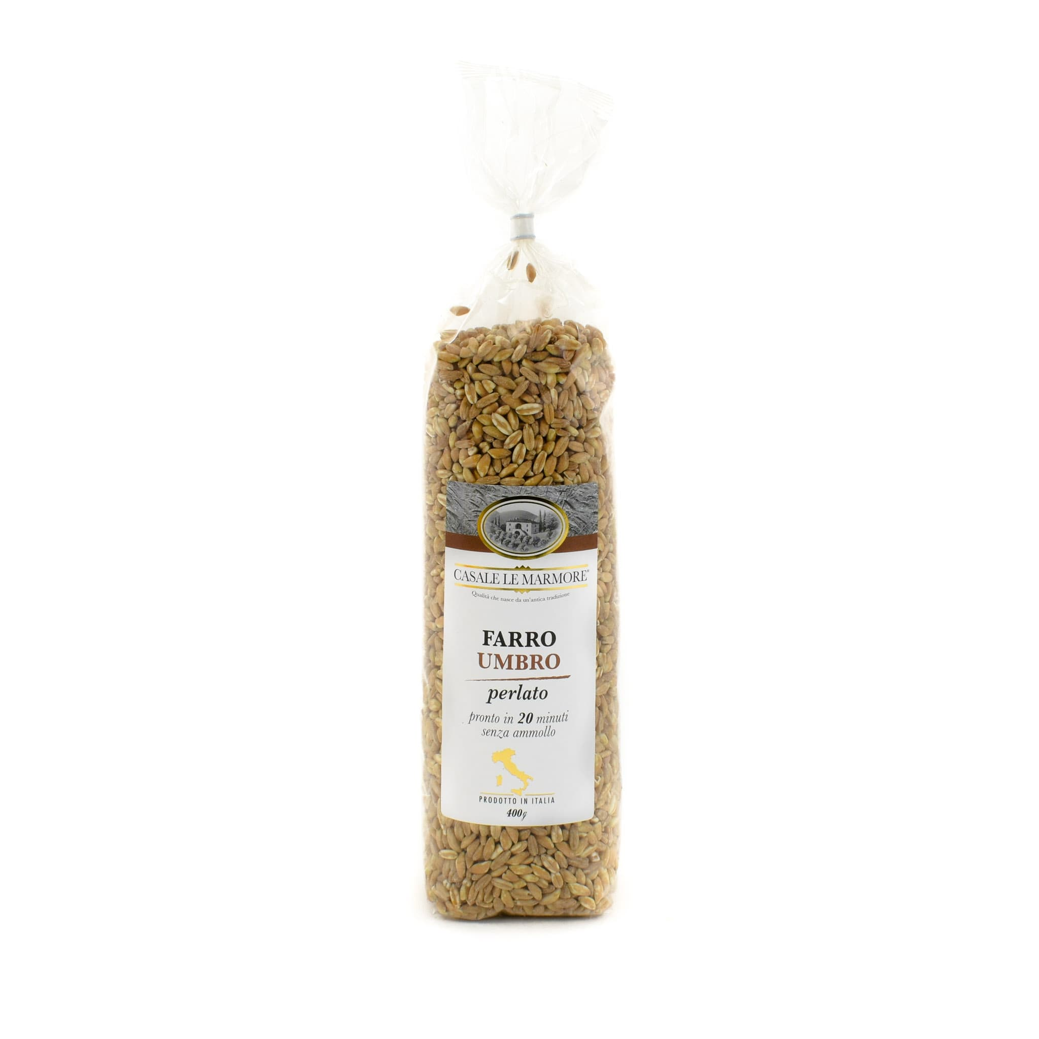 Casale Le Marmore Umbrian Spelt 400g