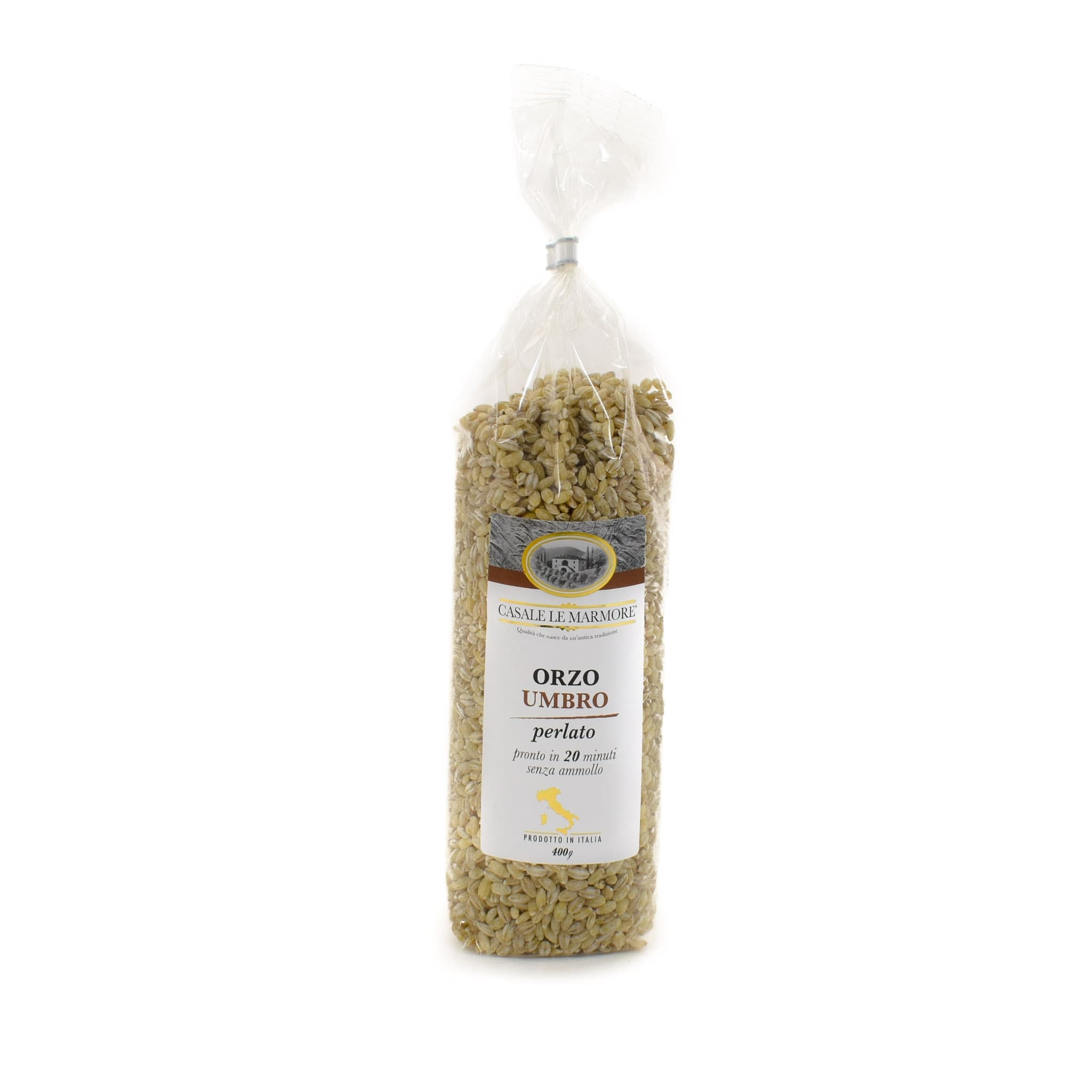 Casale Le Marmore Umbrian Pearled Barley 400g