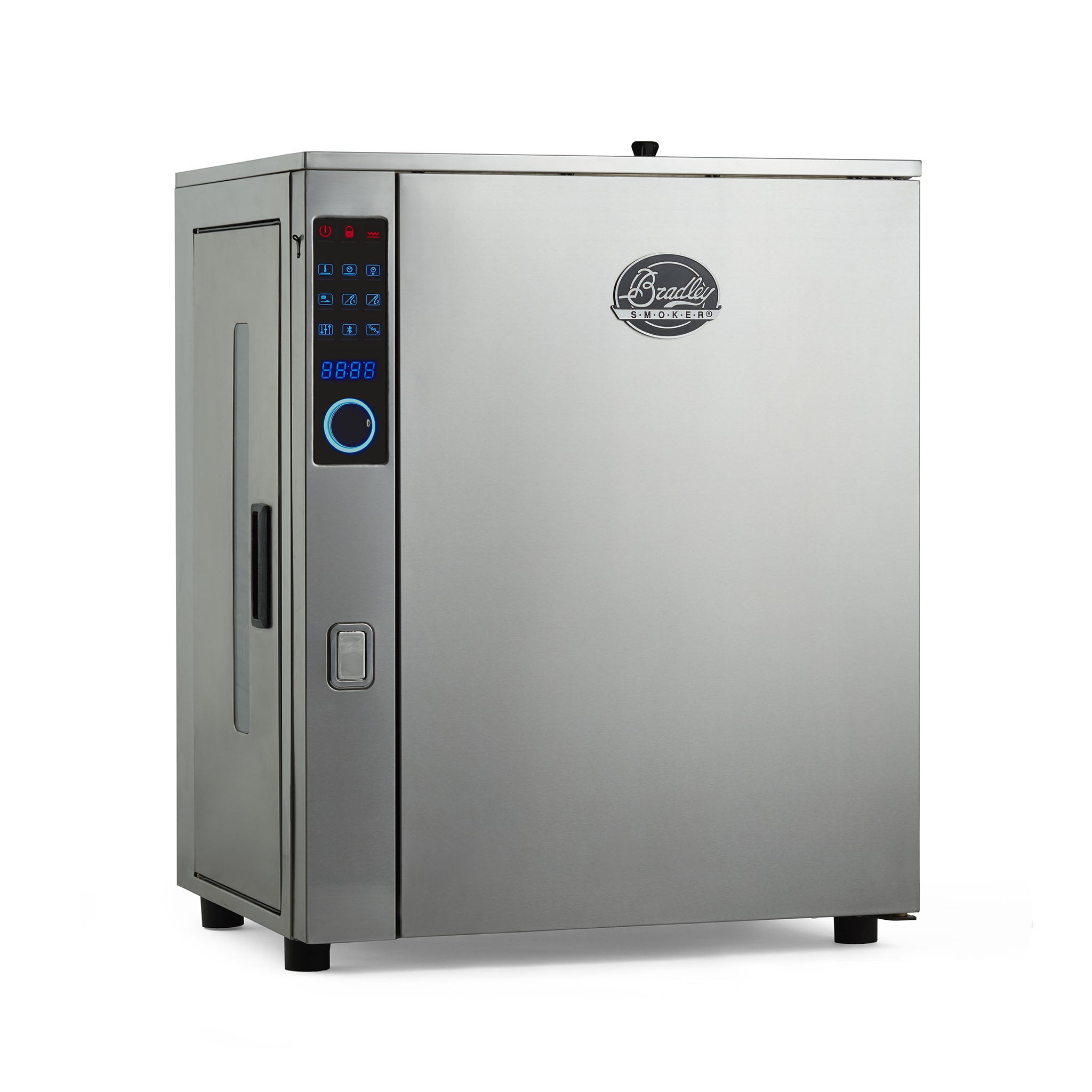 Bradley Professional Digital Automatic P10 5 Rack Smoker
