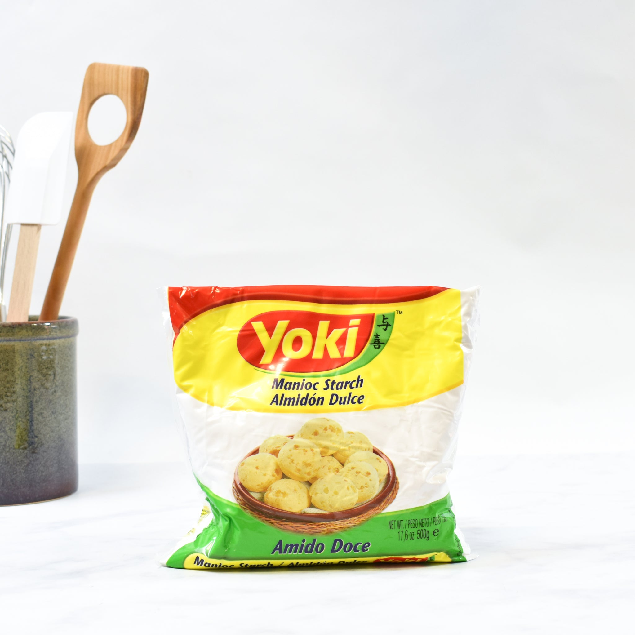 Yoki Sweet Manioc Starch 500g