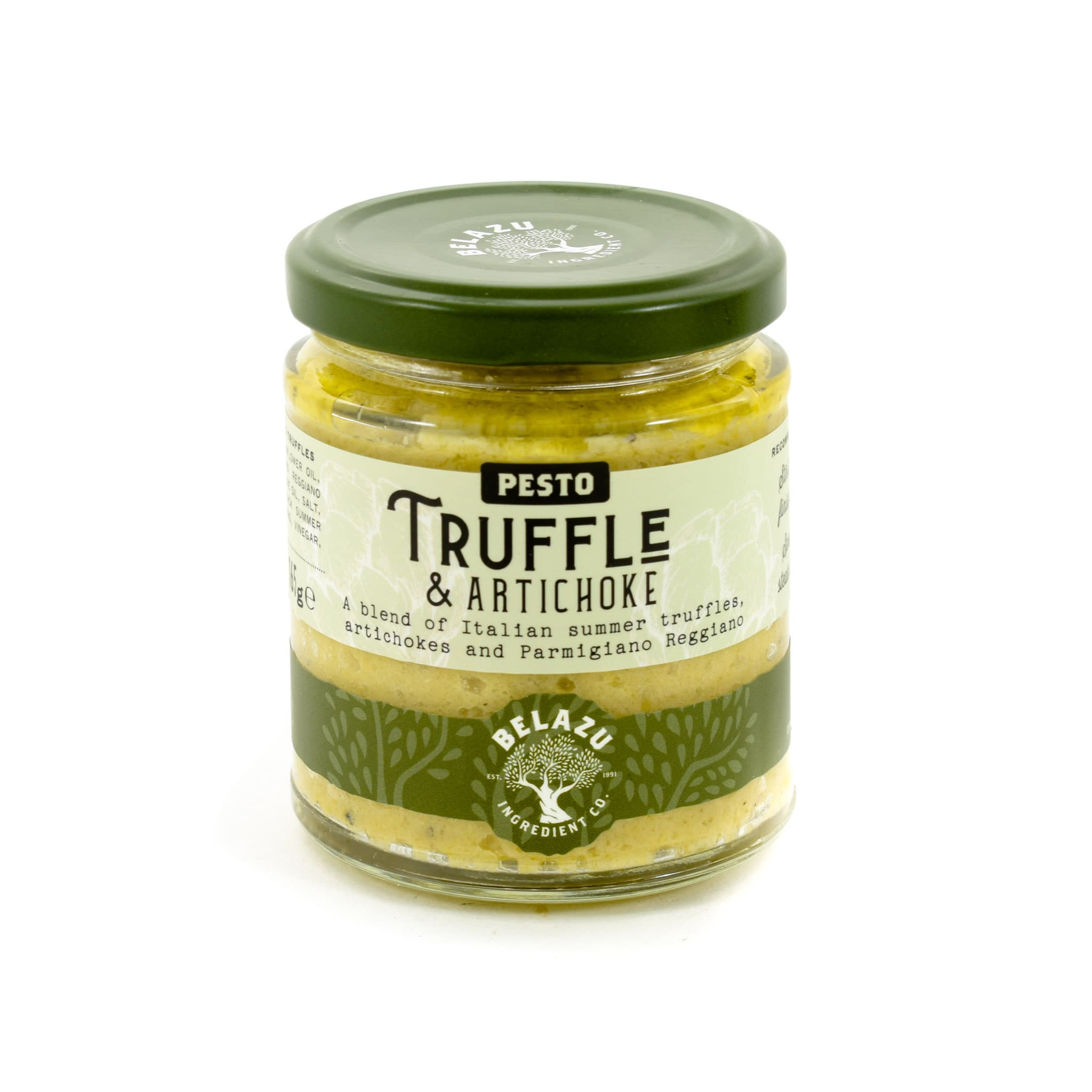 Belazu Truffle and Artichoke Pesto 165g