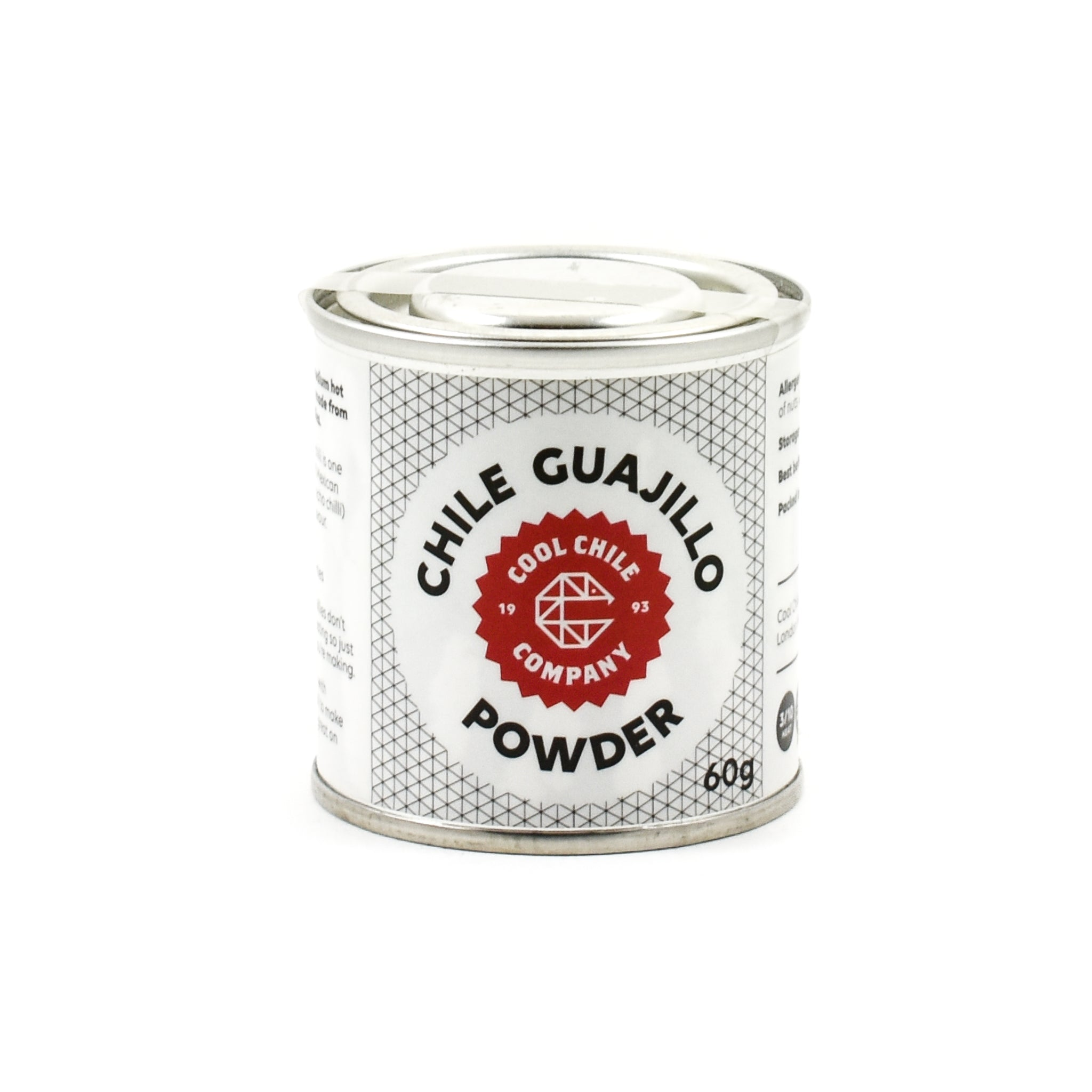 Cool Chile Co Guajillo Powder 60g Ingredients Herbs & Spices Dried Chillies Mexican Food