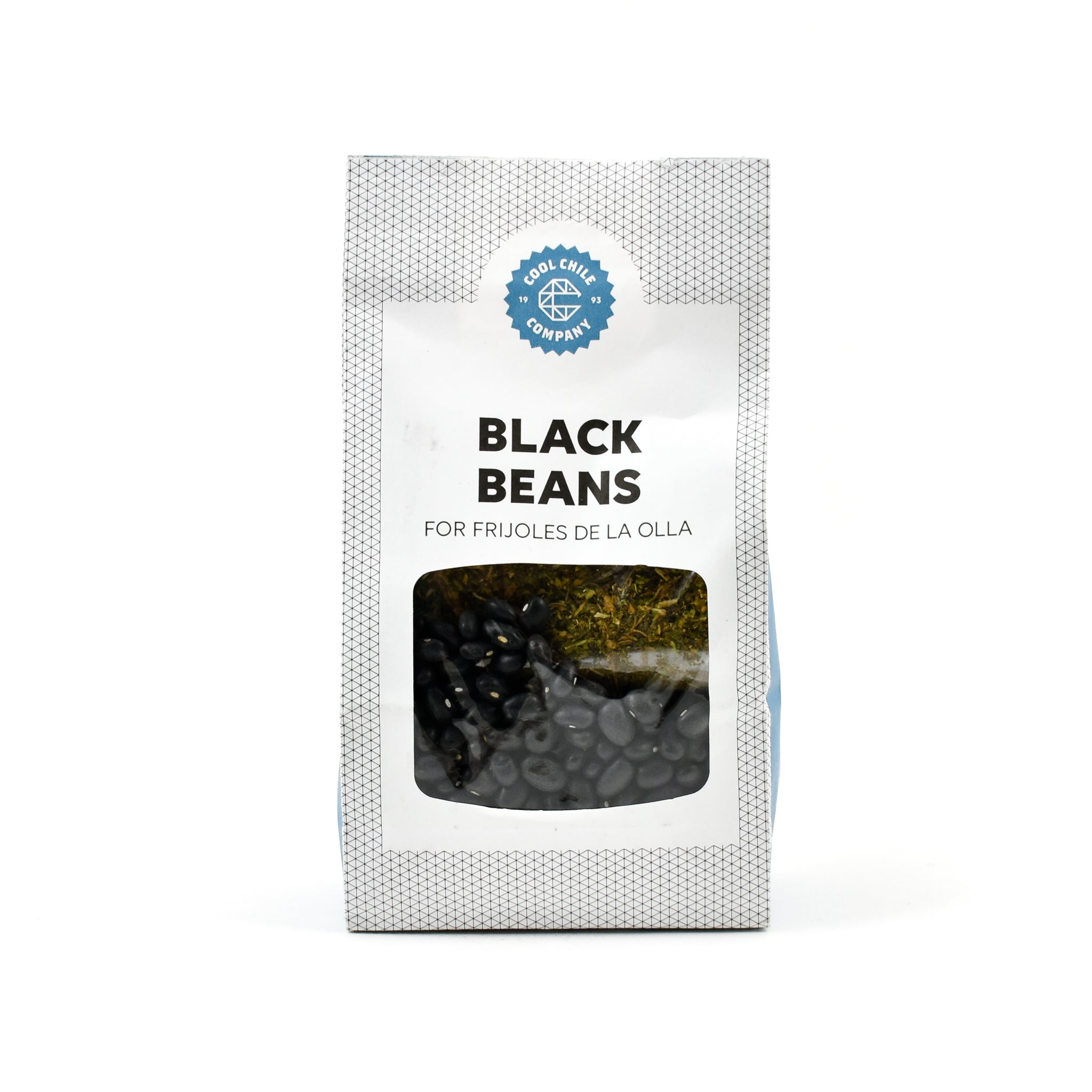Cool Chile Co Black Bean Kit 250g Ingredients Mexican Food