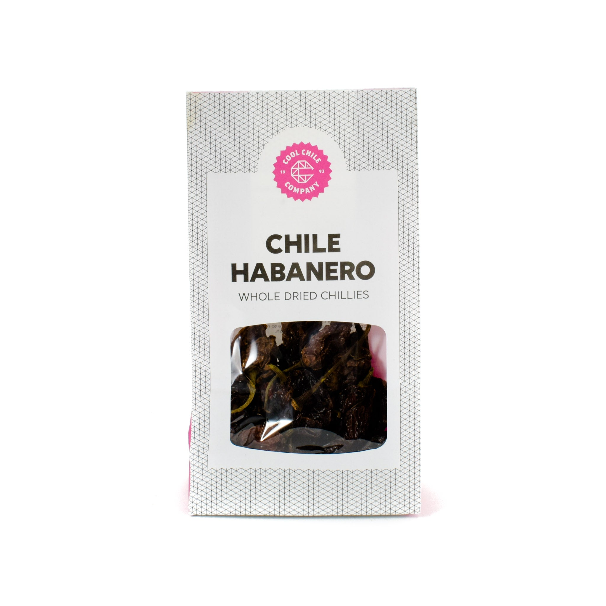 Cool Chile Co Whole Habanero Chillies 20g