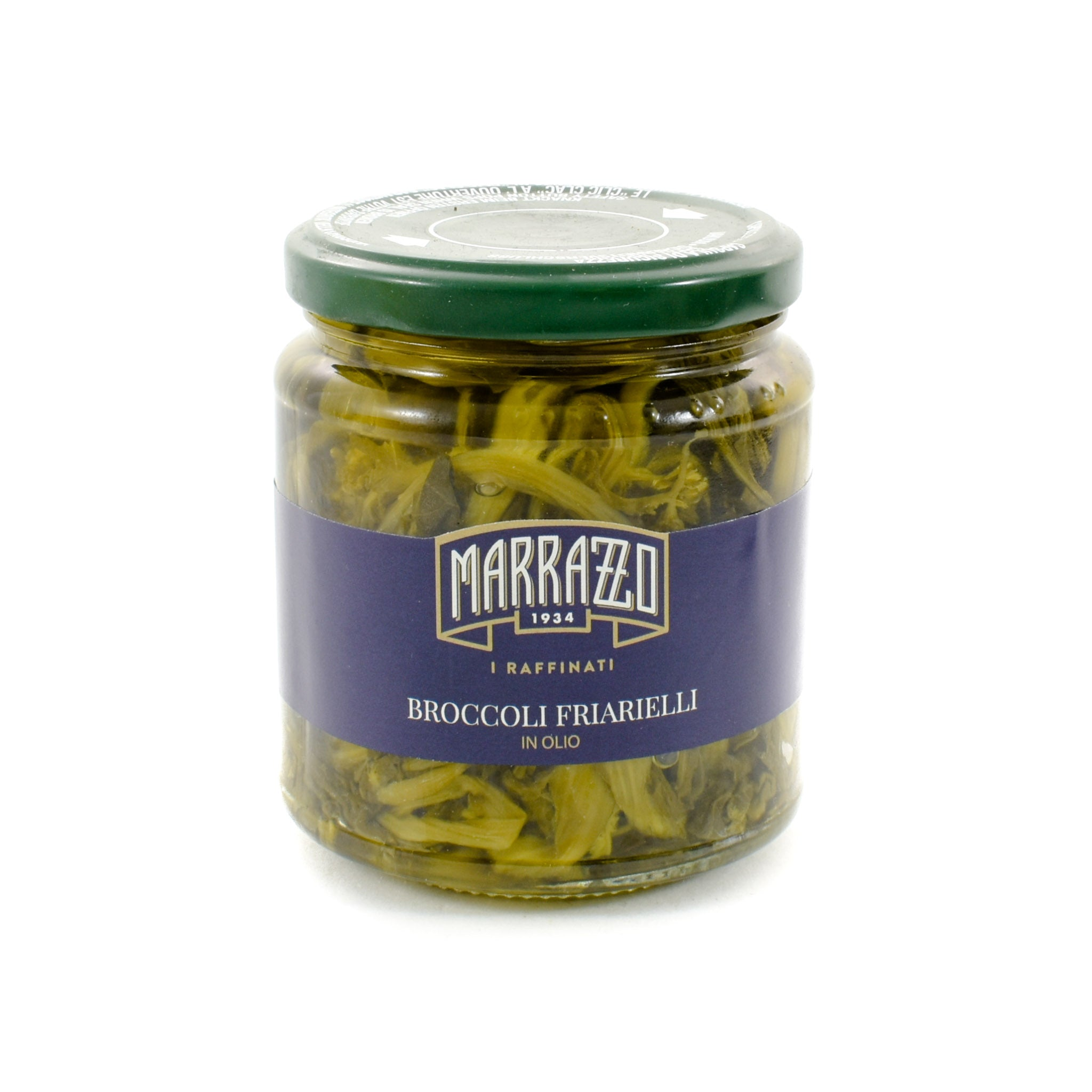 "Casa Marrazzo Italian Broccoli ""Friarielli"" in Oil 314ml"