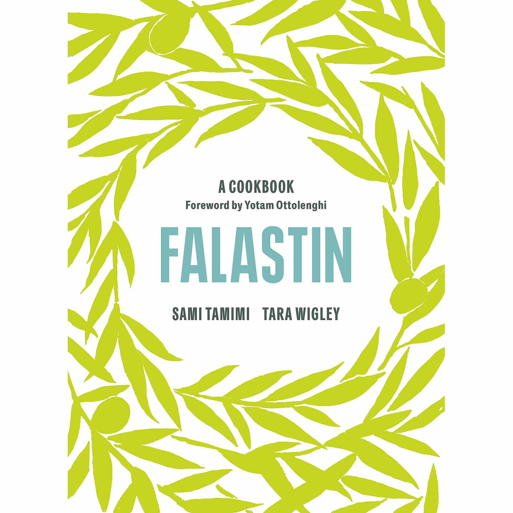 Falastin: a Cookbook by Sami Tamimi & Tara Wigley