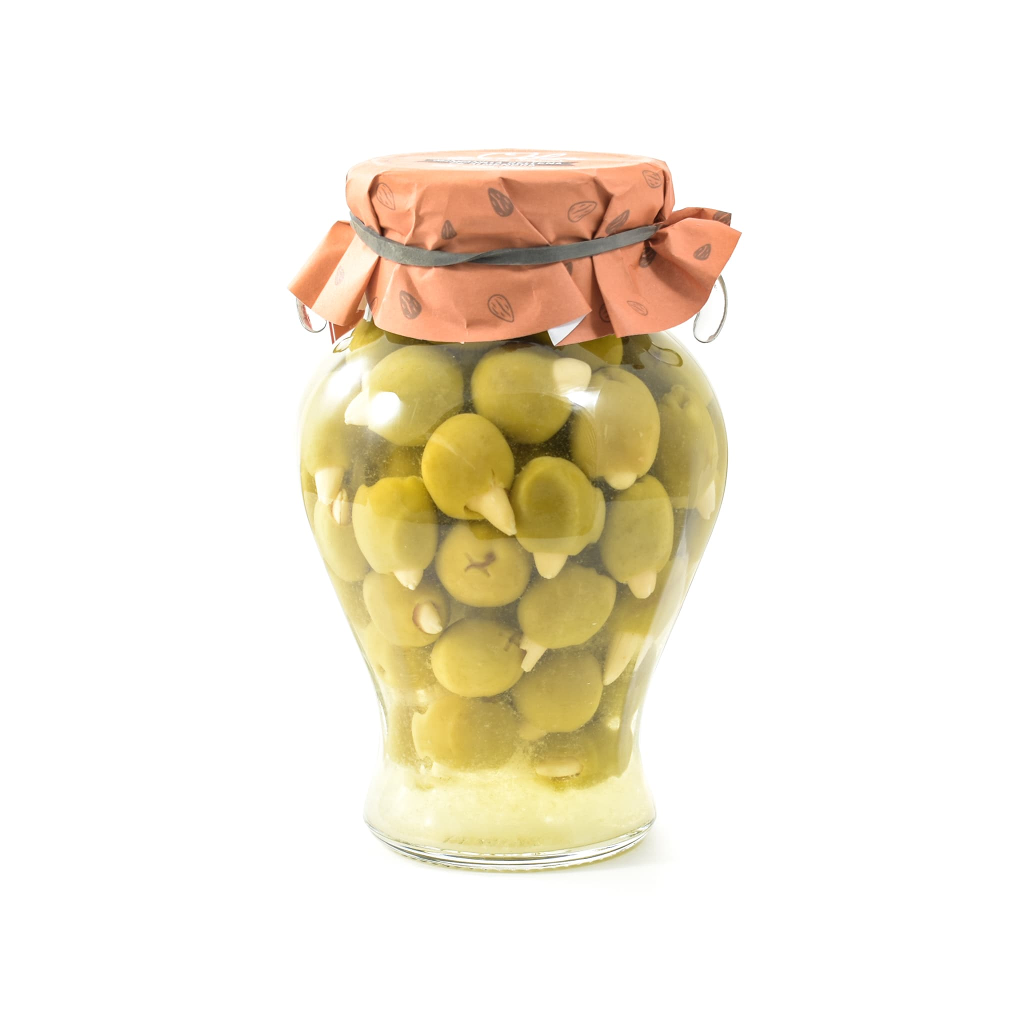 Ole Olives Almond Stuffed Manzanilla Olives 580ml