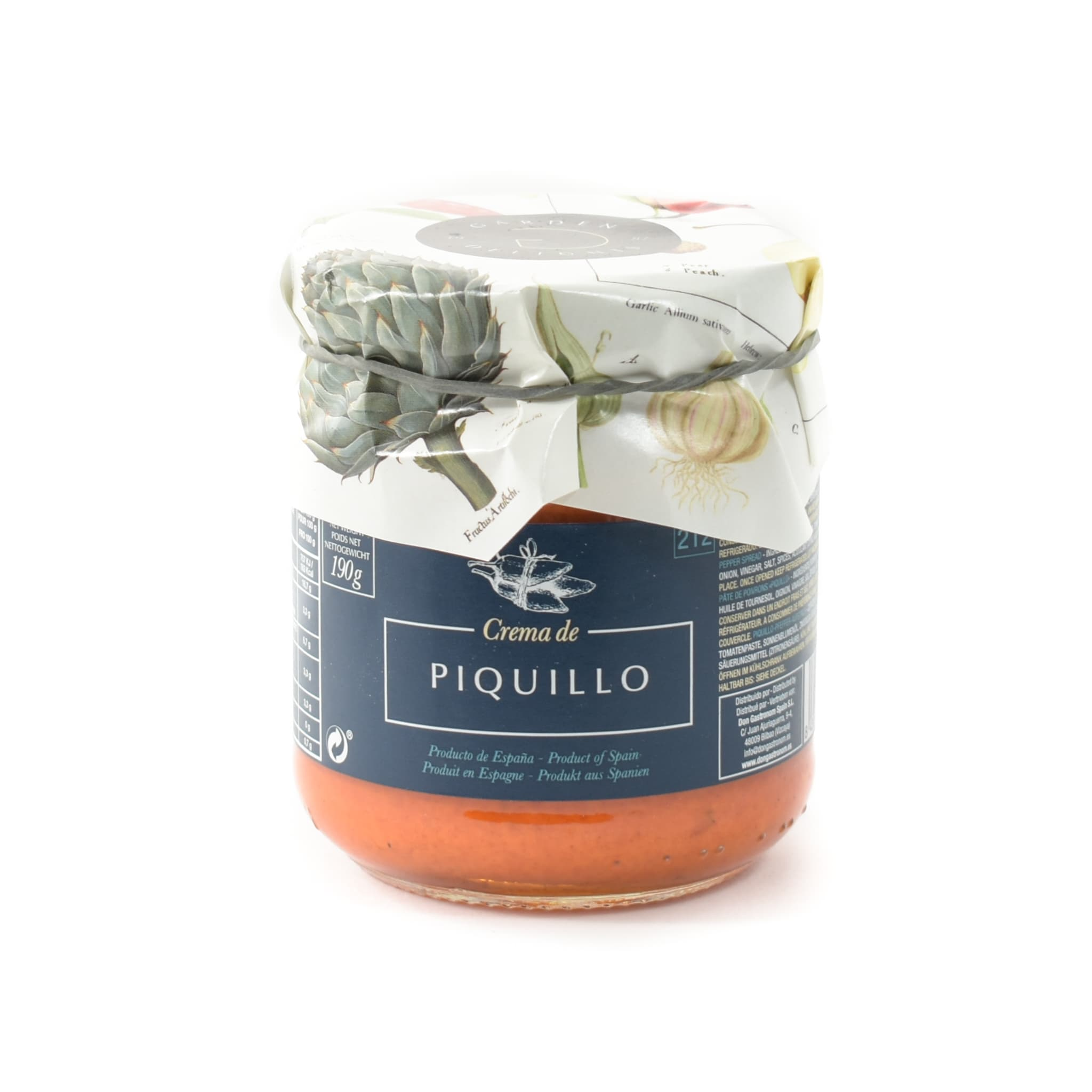 Garden Delights Piquillo Pepper Paste 190g