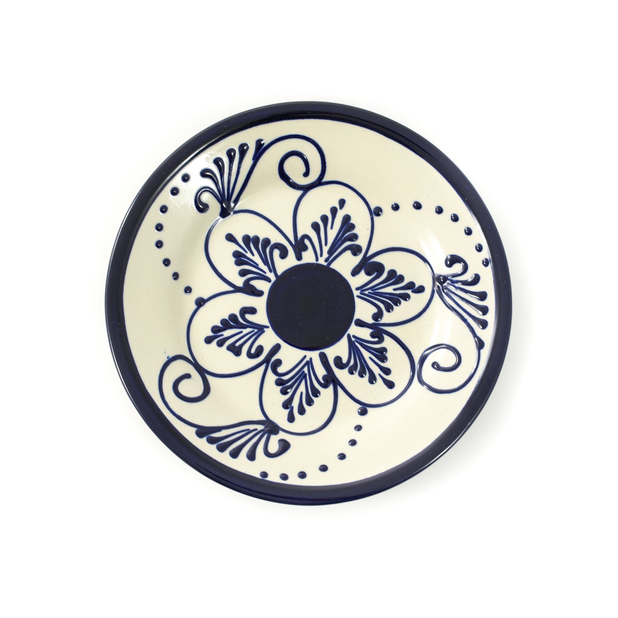 Sous Chef Andalucia Small Plate 15cm Painted Spanish Tableware