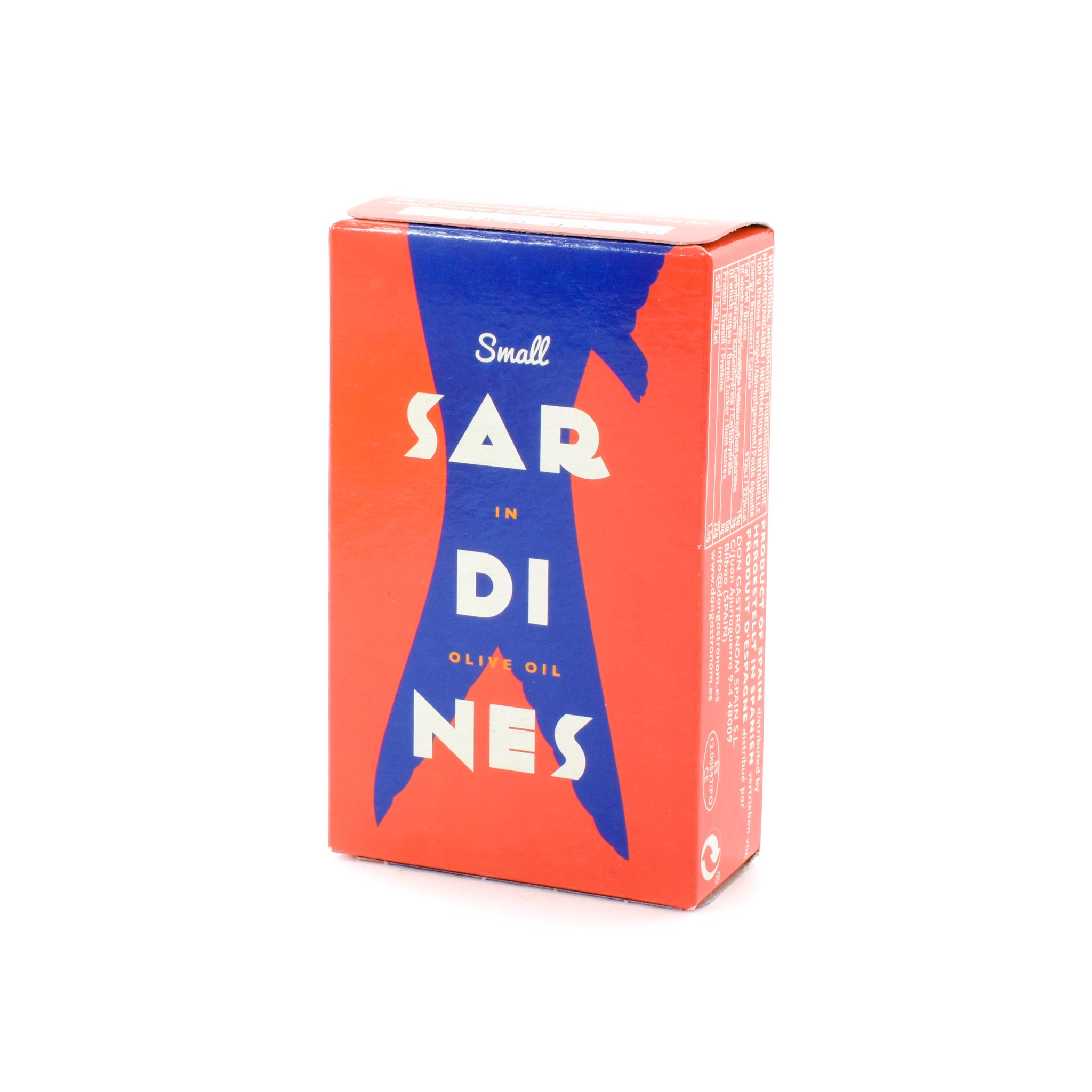 Small Sardines in Olive Oil 120g