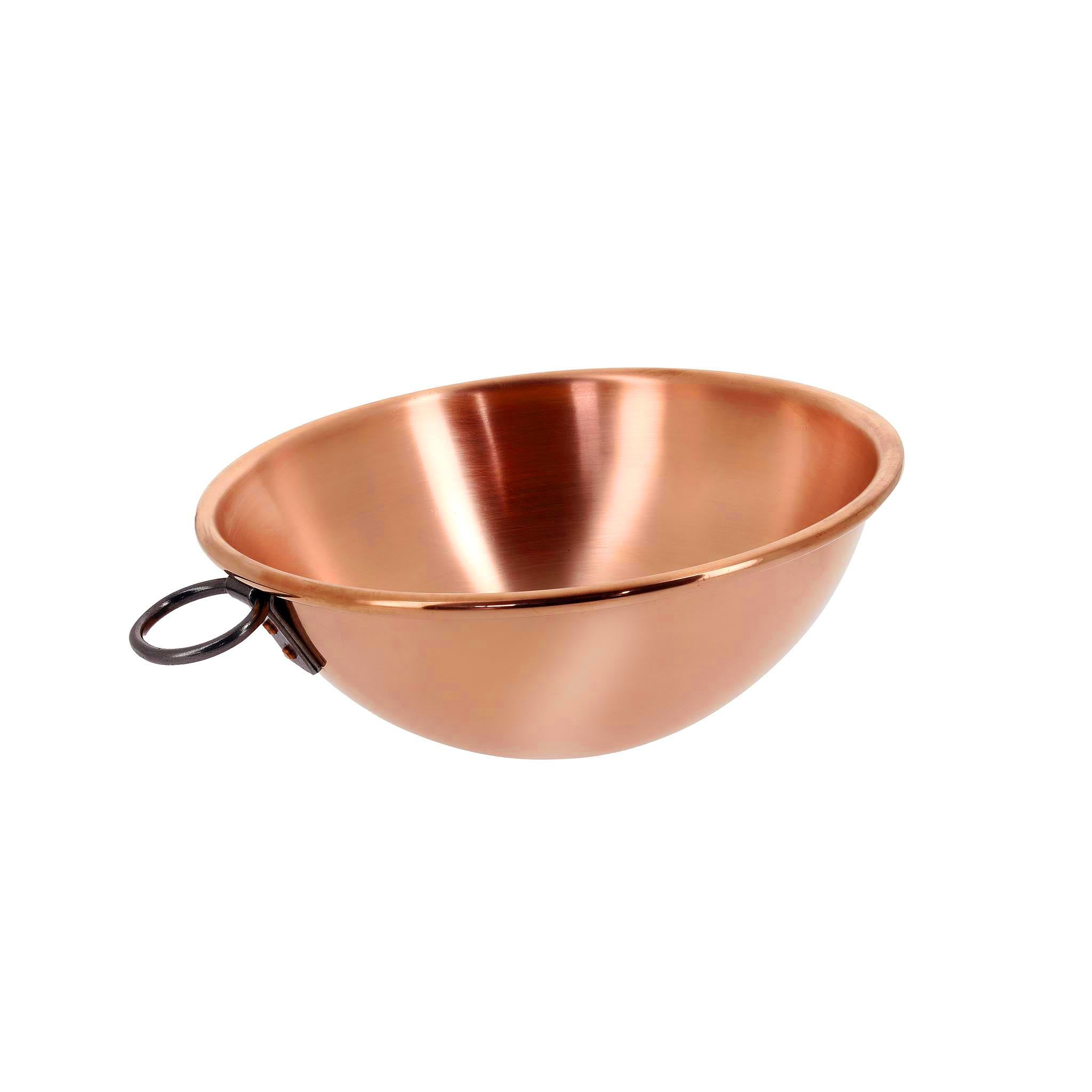 De Buyer Copper Beating Bowl