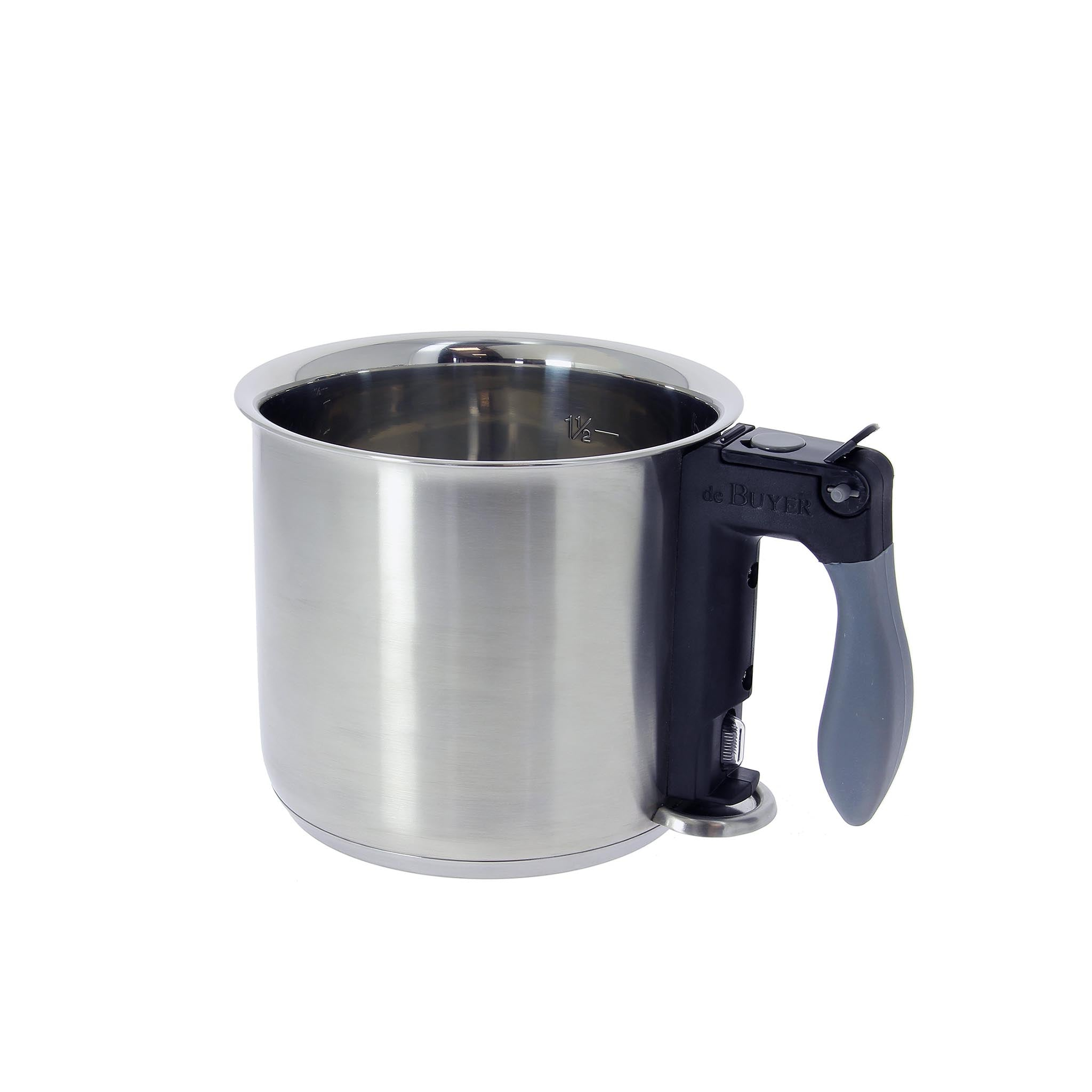 De Buyer Stainless Steel Bain Marie Cooker Cookware Pots & Pans French Food