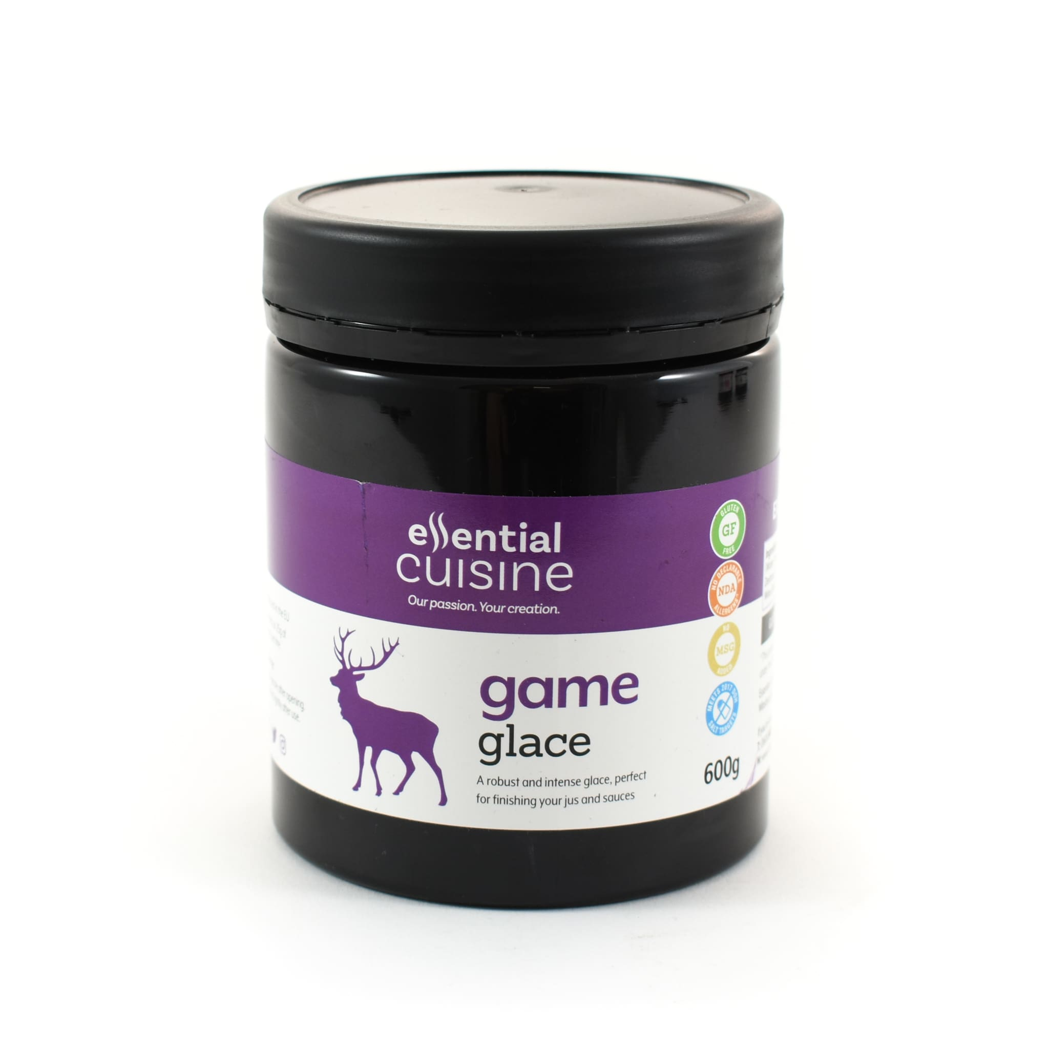 Essential Cuisine Game Glace 600g